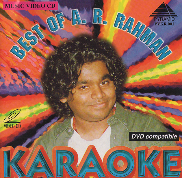 Best Of A.R.Rahman On Karaoke