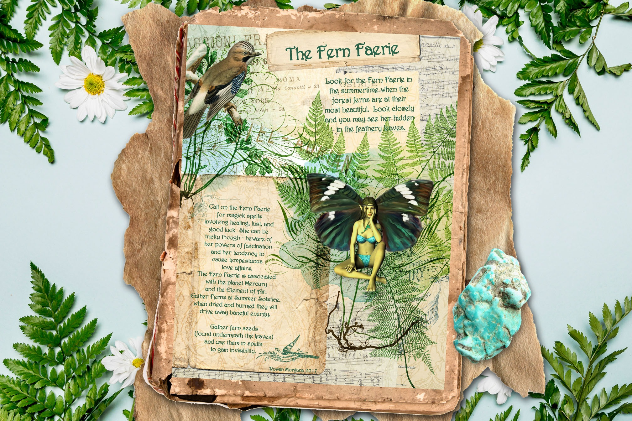 FERN FAERIE   Realm of the Fey