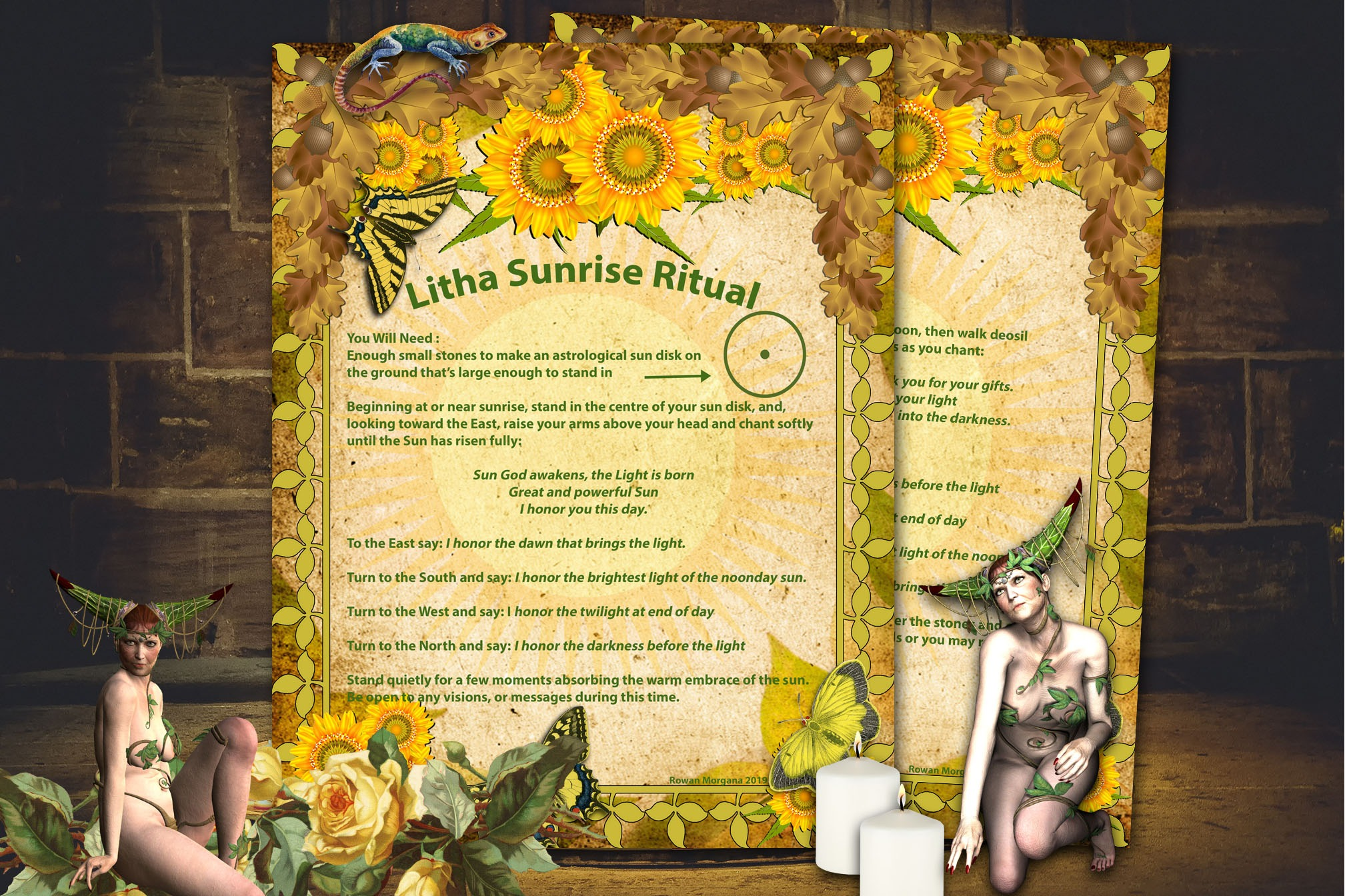 LITHA SUNRISE RITUAL