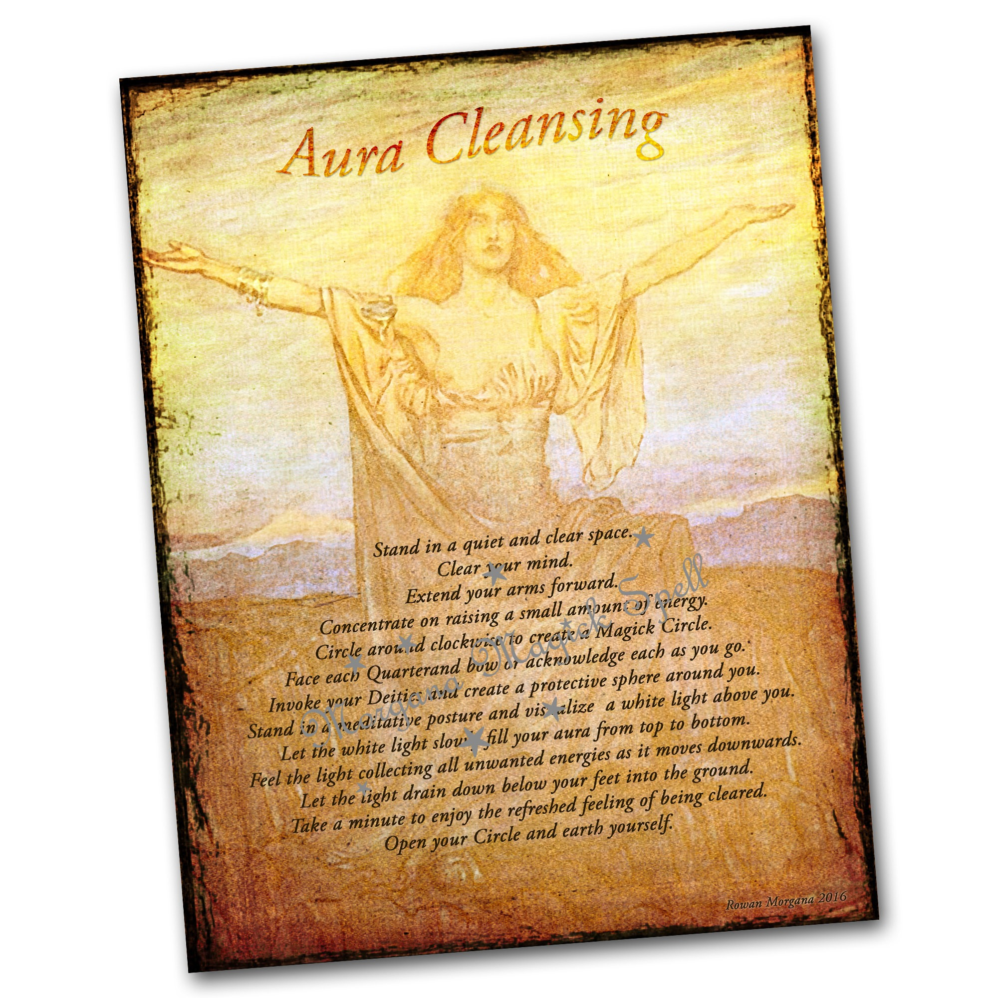 AURA CLEANSING &  PROTECTION