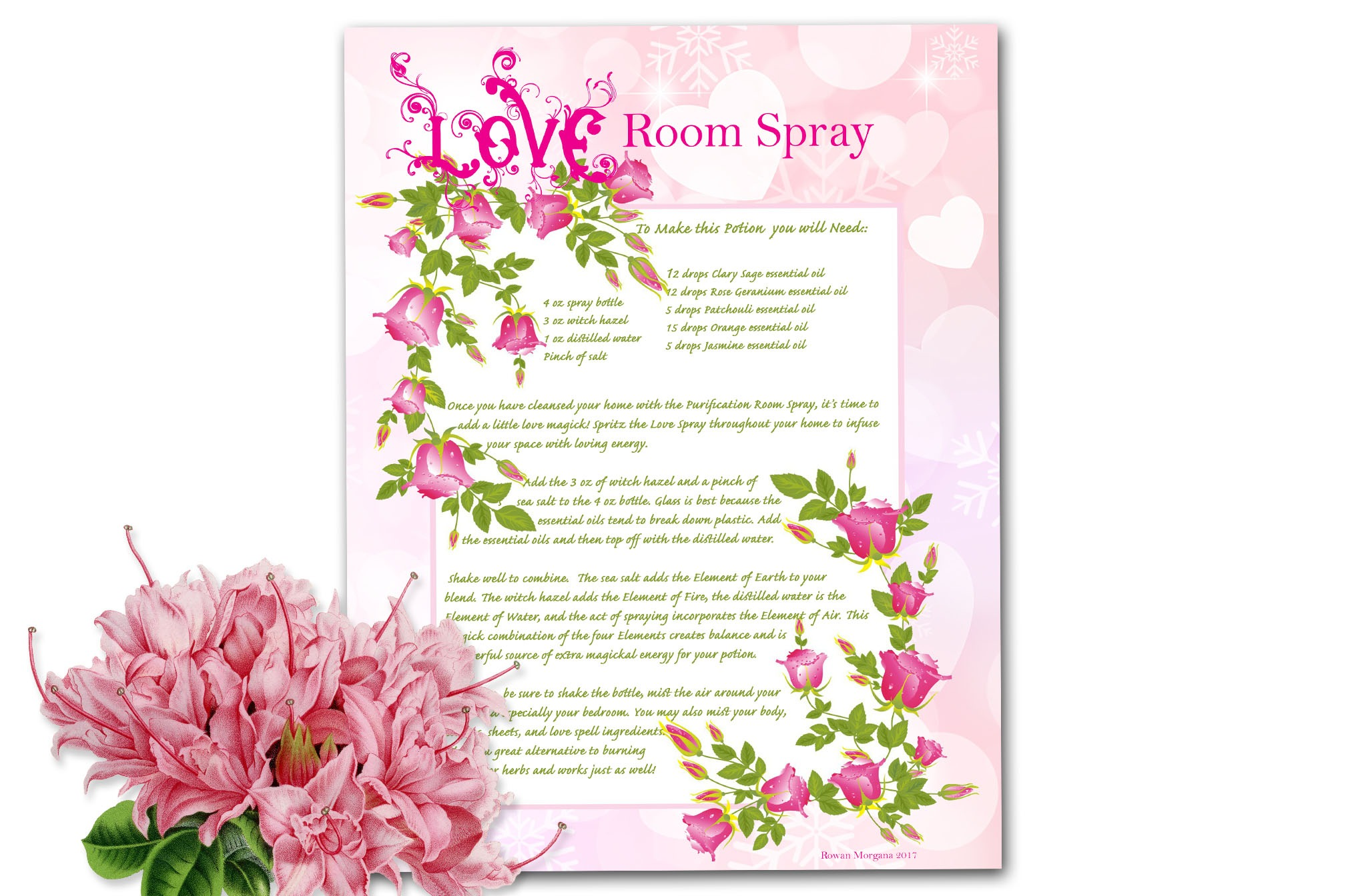 LOVE ROOM SPRAY