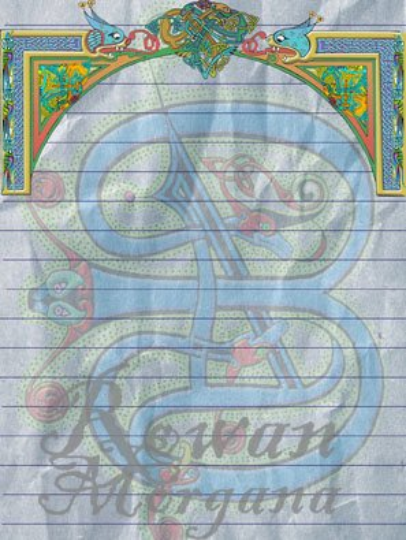 CELTIC  KNOT 3 Blank Pages