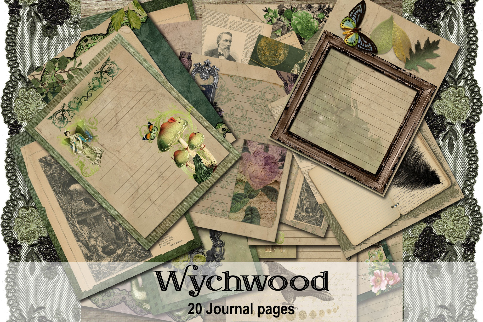 WYCHWOOD JOURNAL 20 Pages