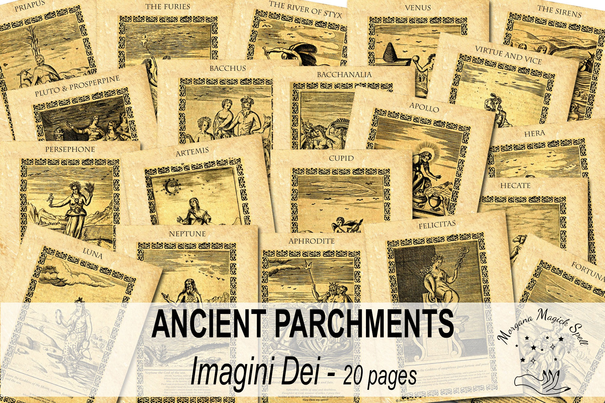 IMAGINI DEI - Ancient Images of the Gods