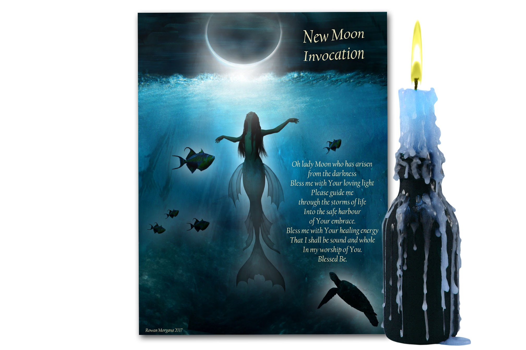 NEW MOON INVOCATION