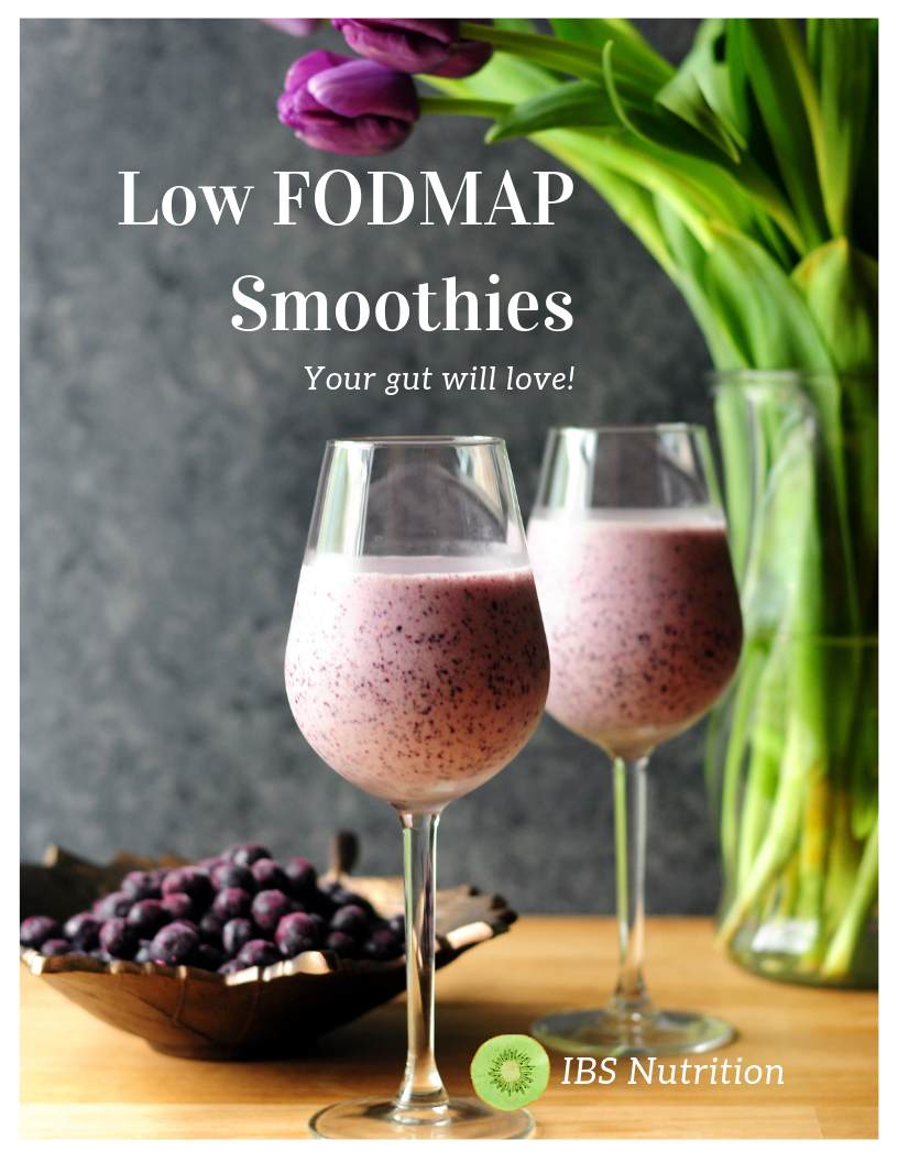 Low FODMAP Smoothies Your Gut Will Love!