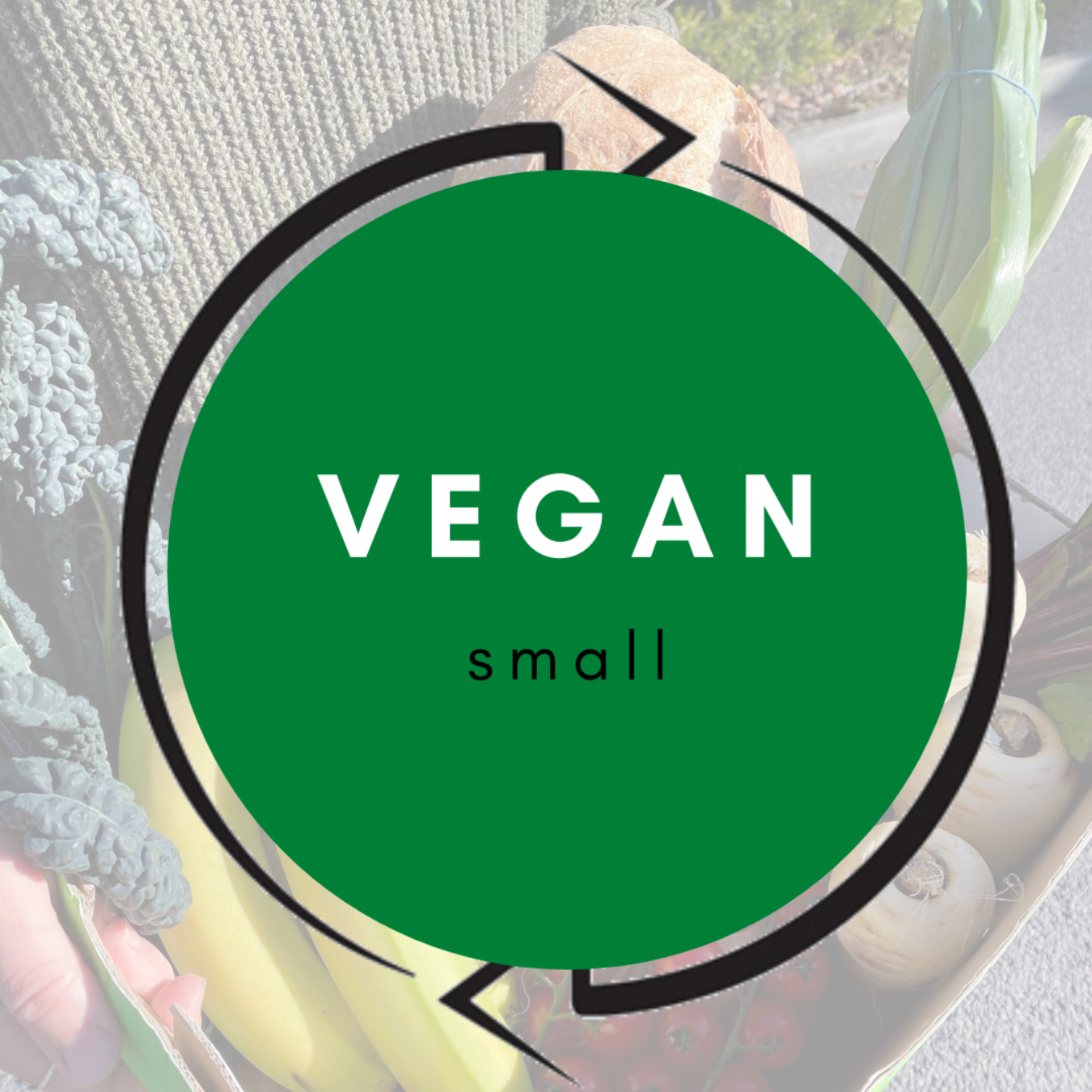 Vegan Staples Box: Small