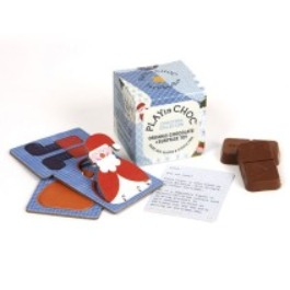 Play in Choc - Organic Chocolate & Surprise Toy