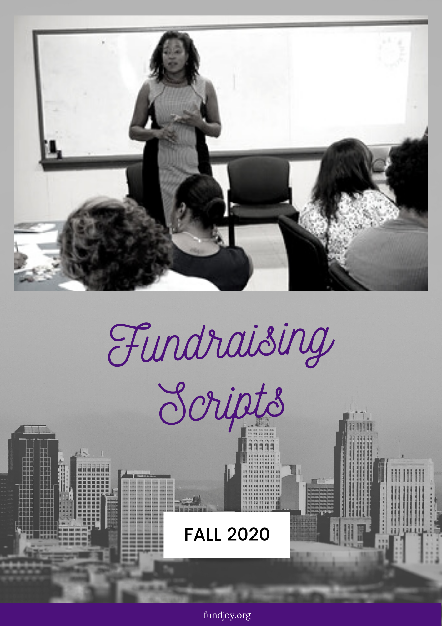Fundraising Scripts Class- Multiple Dates