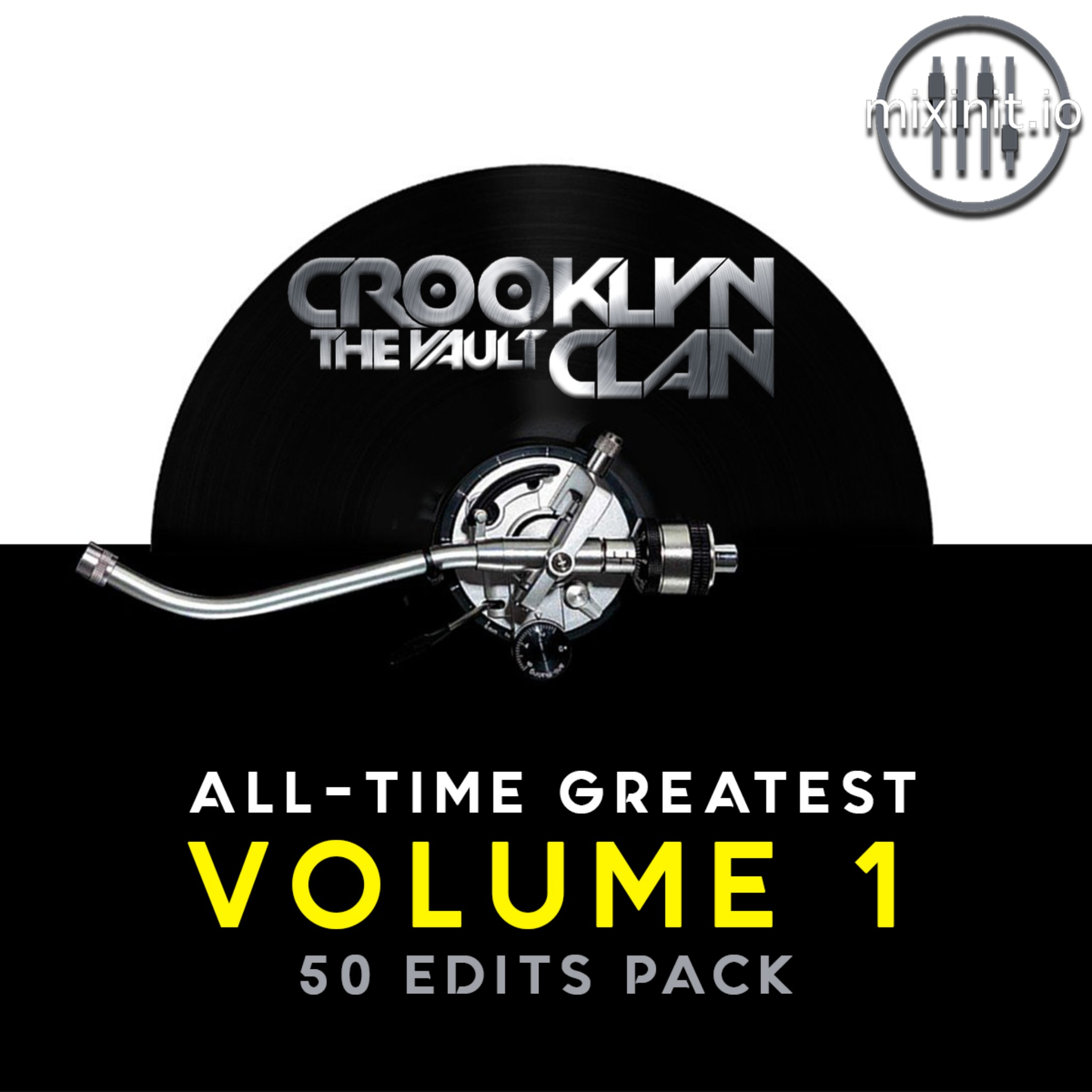 Best of the Classic Crooklyn Clan Vault Vol. 1 (Various Editors)