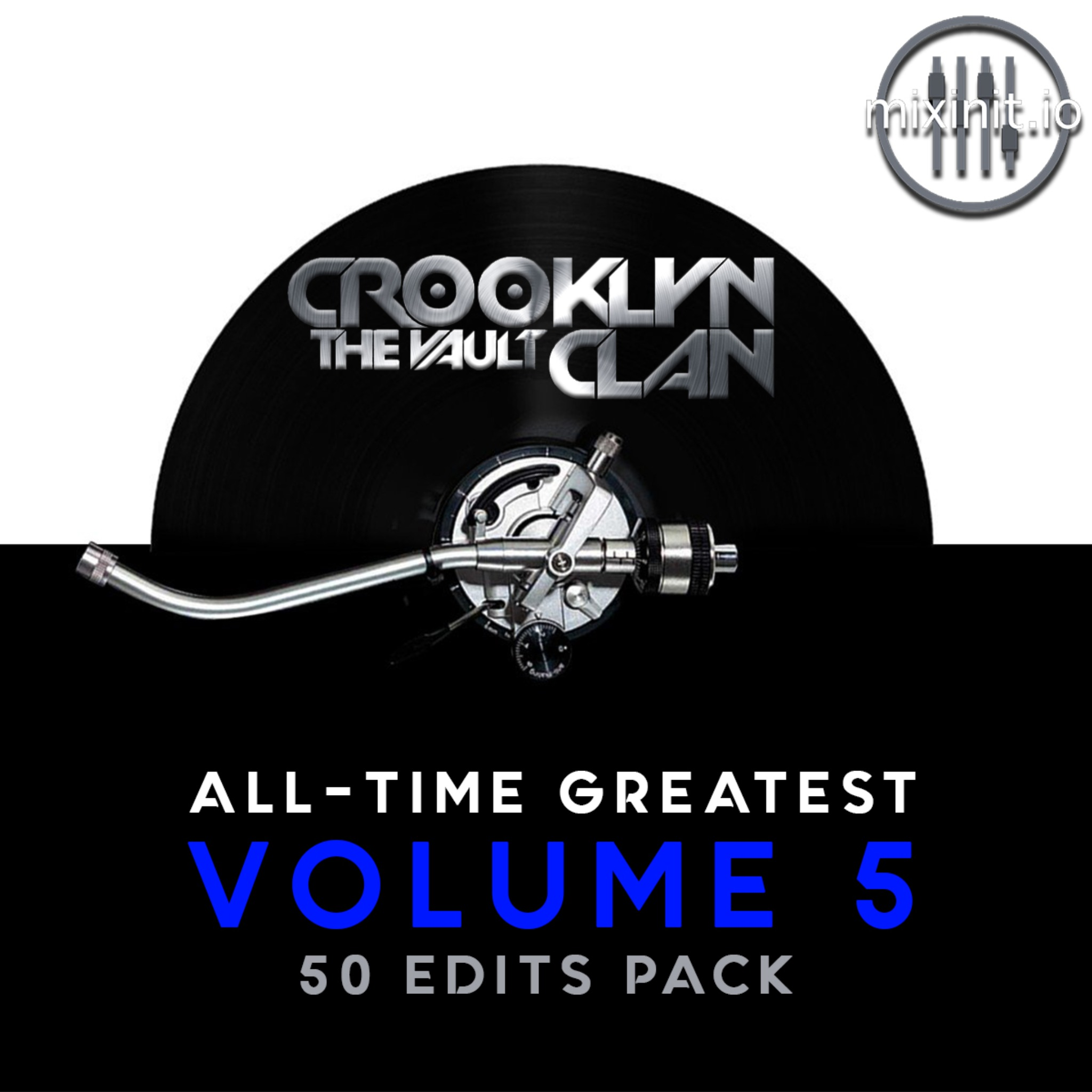 Best of the Classic Crooklyn Clan Vault Vol. 5 (Various Editors)