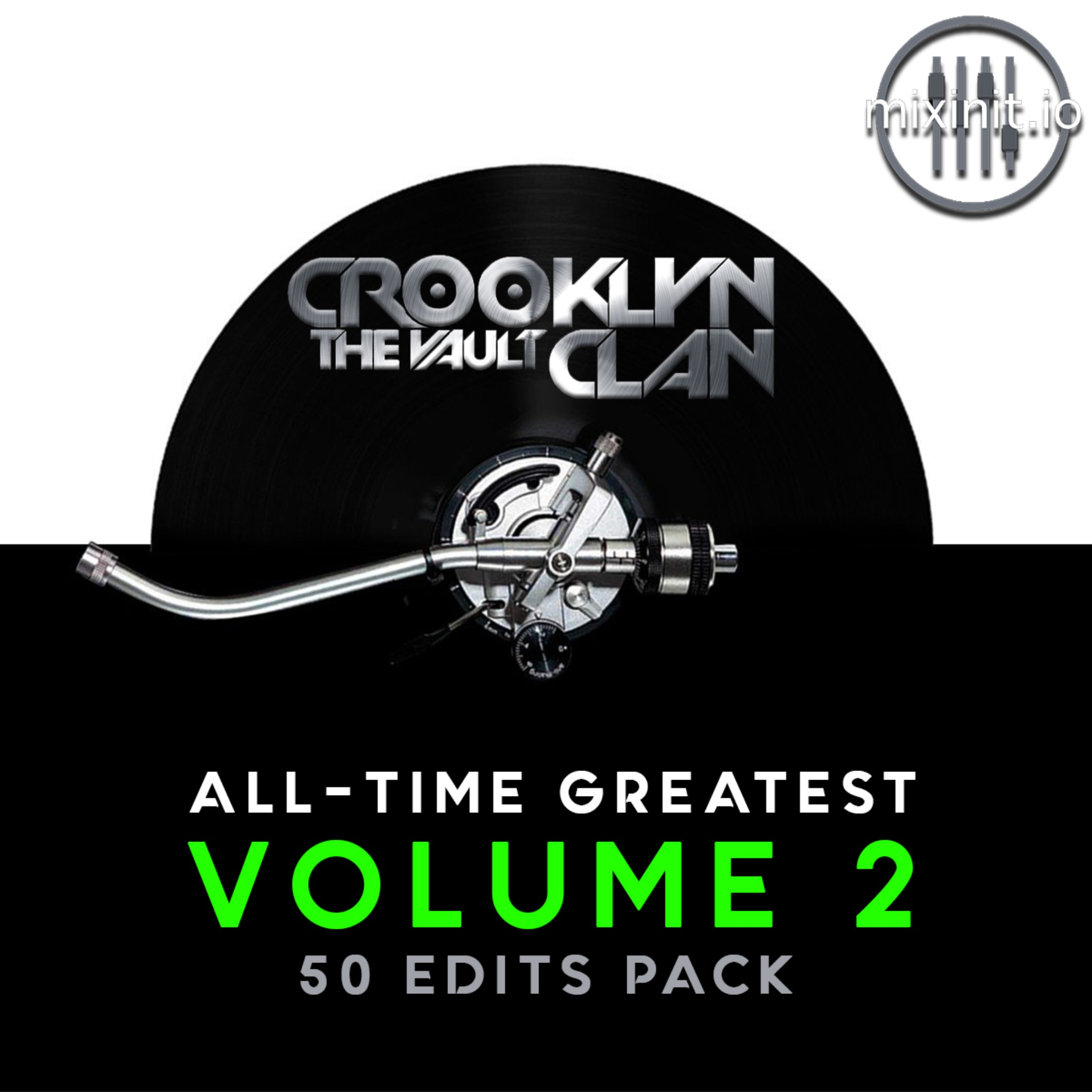 Best Of The Crooklyn Clan Vault Vol. 2 (Various Editors)