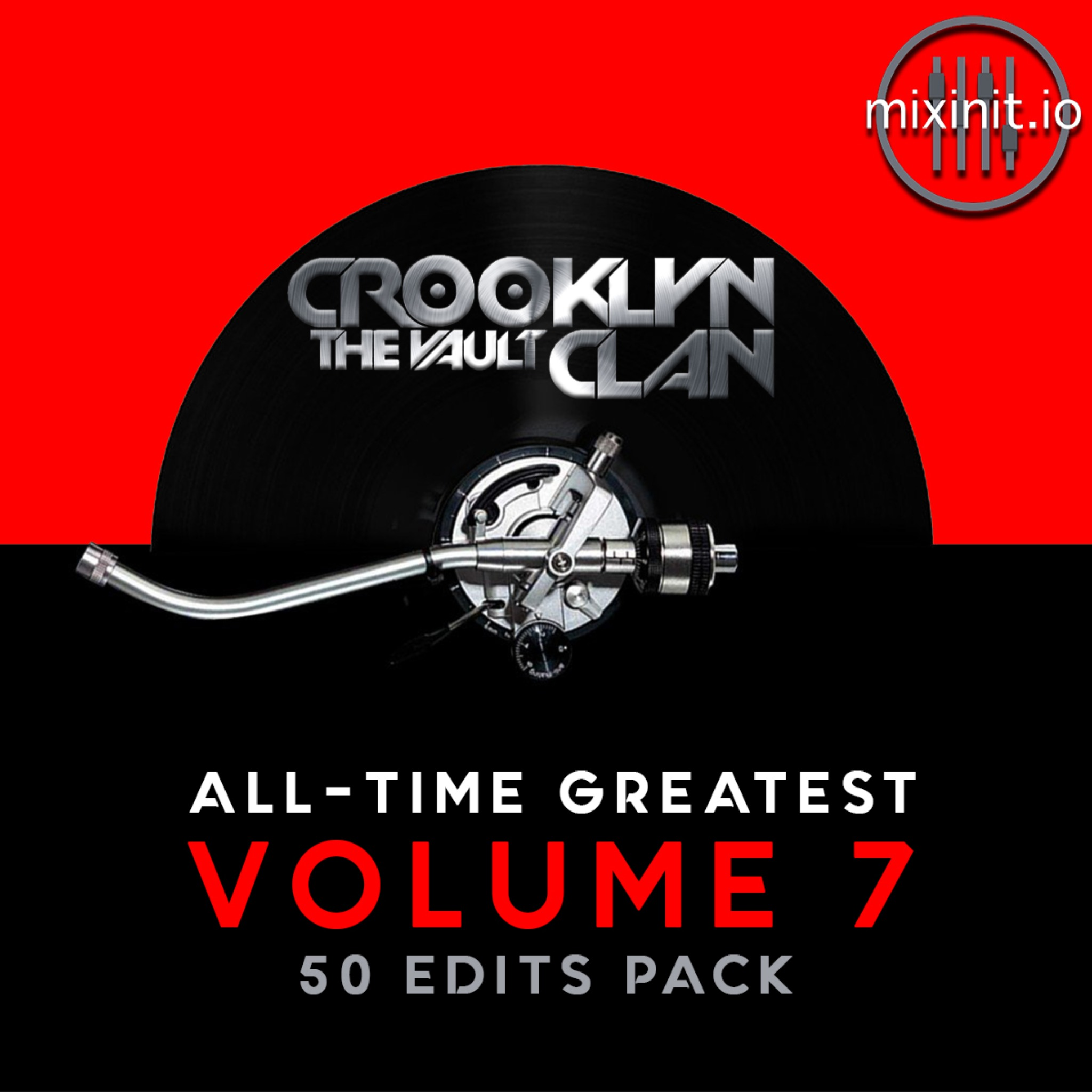 Best Of The Crooklyn Clan Vault Vol. 7 (Various Editors)