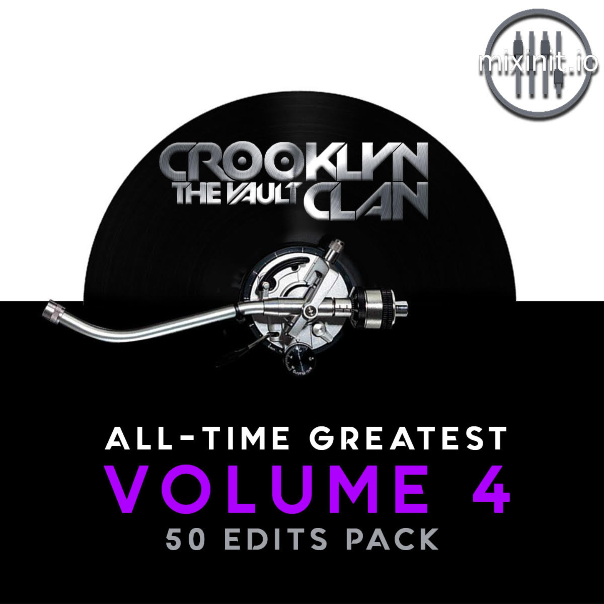 Best of the Classic Crooklyn Clan Vault Vol. 4 (Various Editors)