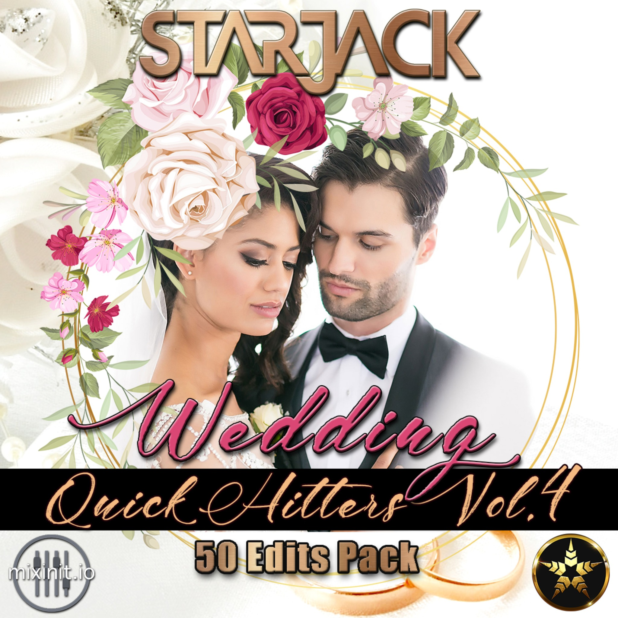 Starjack - Wedding Bangers Vol. 4 (Acap Out / Quick Hits 50 Pack)