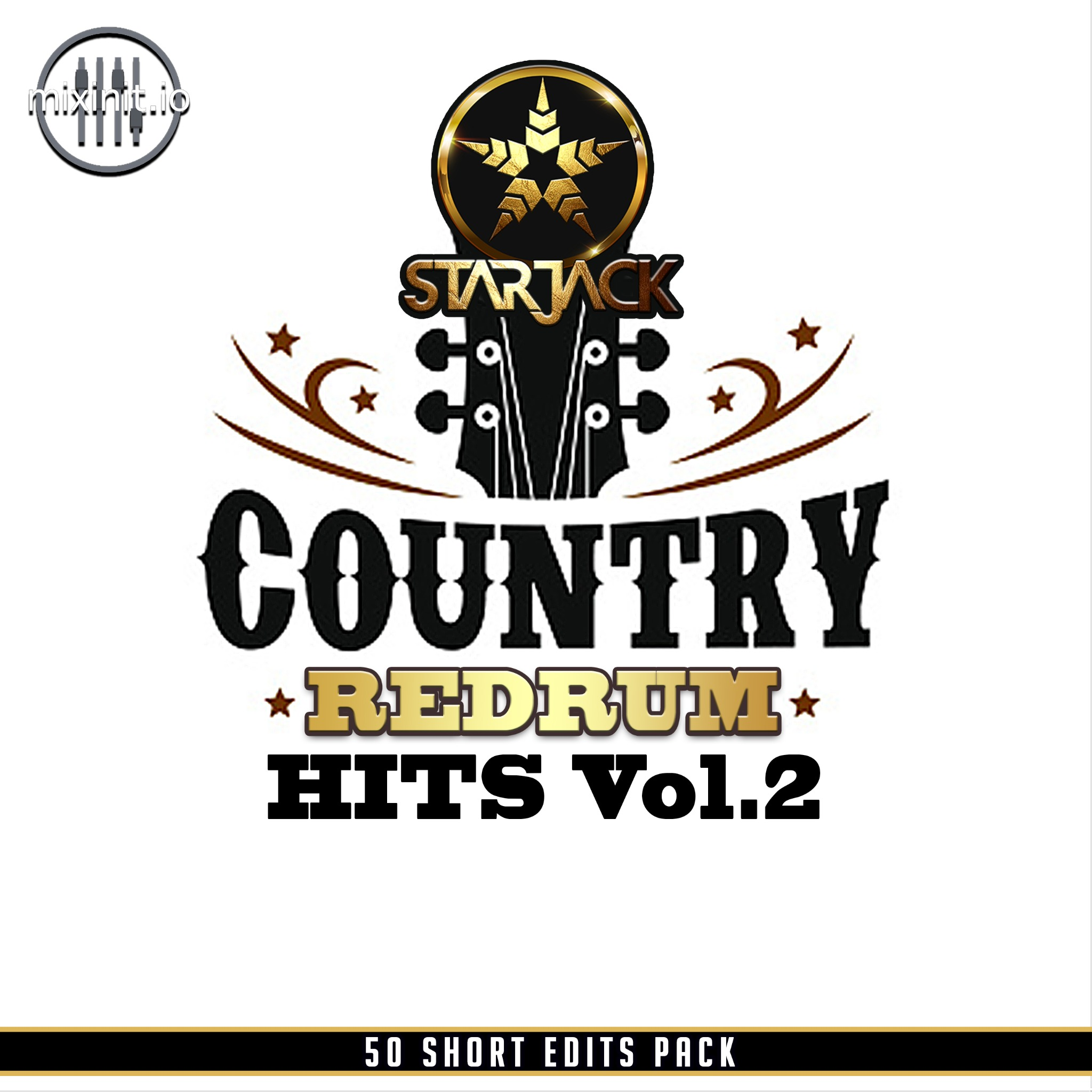 Starjack - Country Redrum Hits Vo2 (50 Quick Hits)