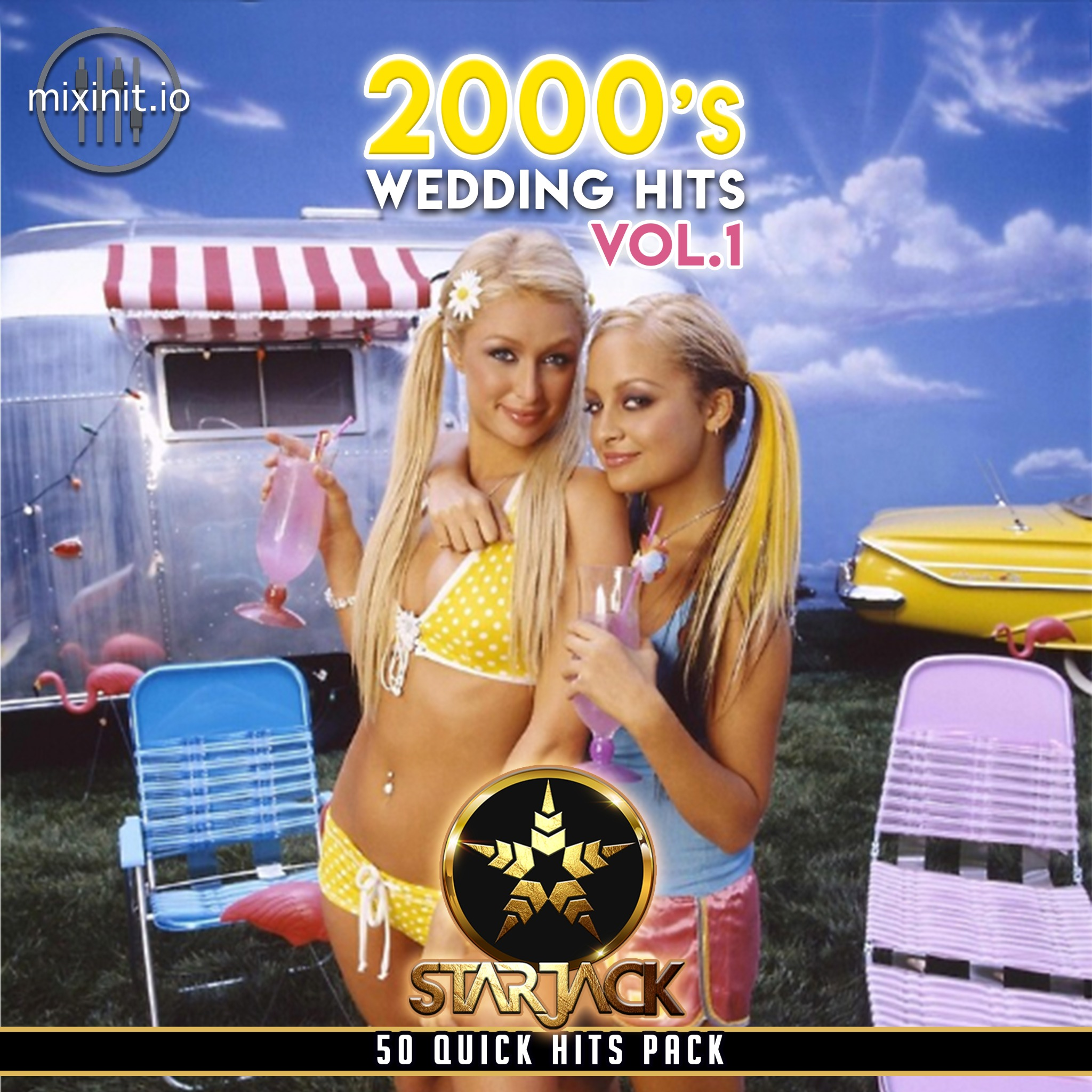 Starjack - 2000's Wedding Hits Vol. 1 (Acap Out Quick Hits)