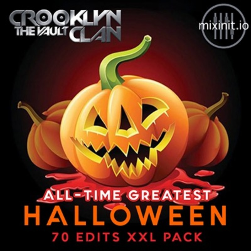 Best Of The Crooklyn Clan Vault Halloween Edition (70 Tracks / Various Editors)