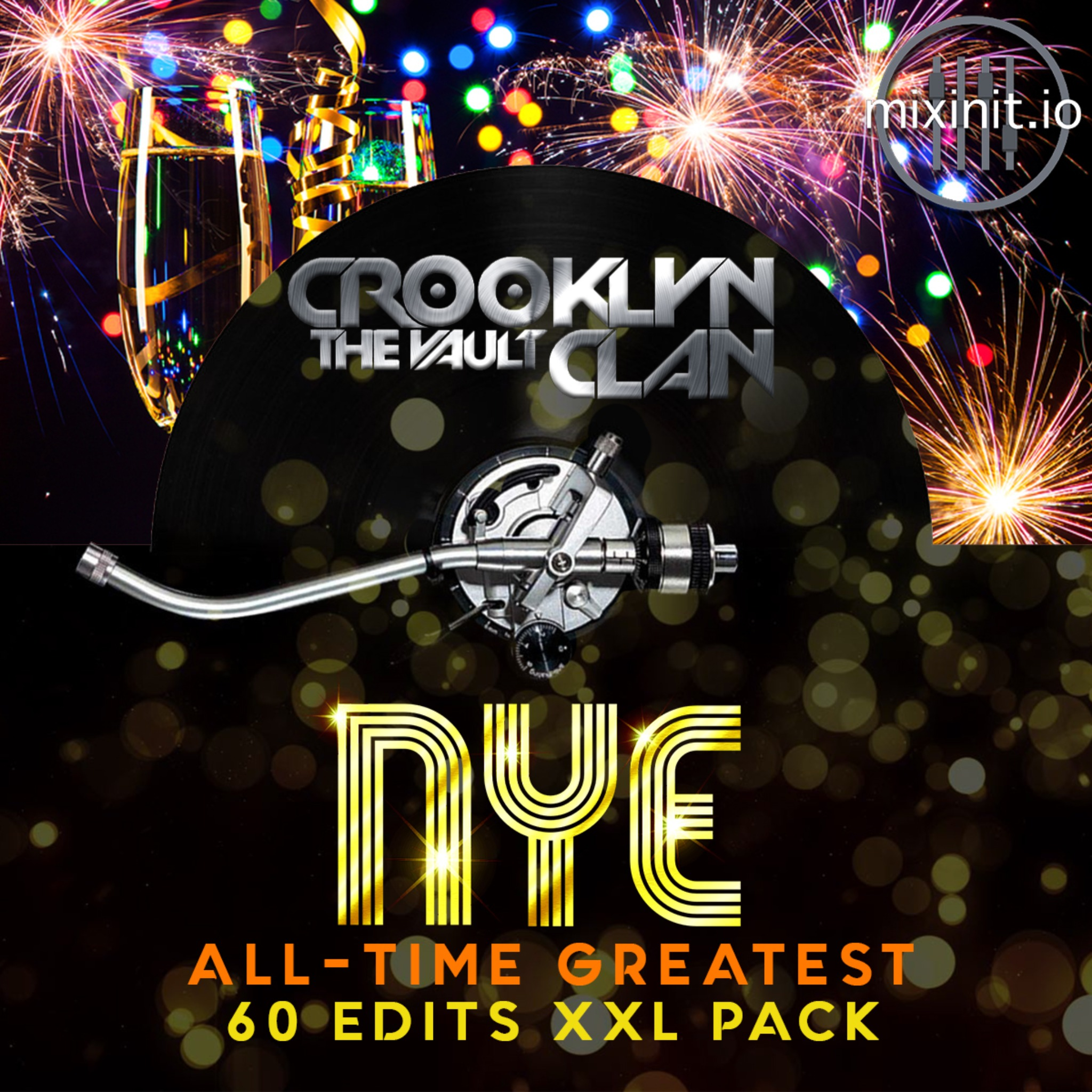 Best Of The Crooklyn Clan Vault New Years Eve Mega Pack (60 Edits)