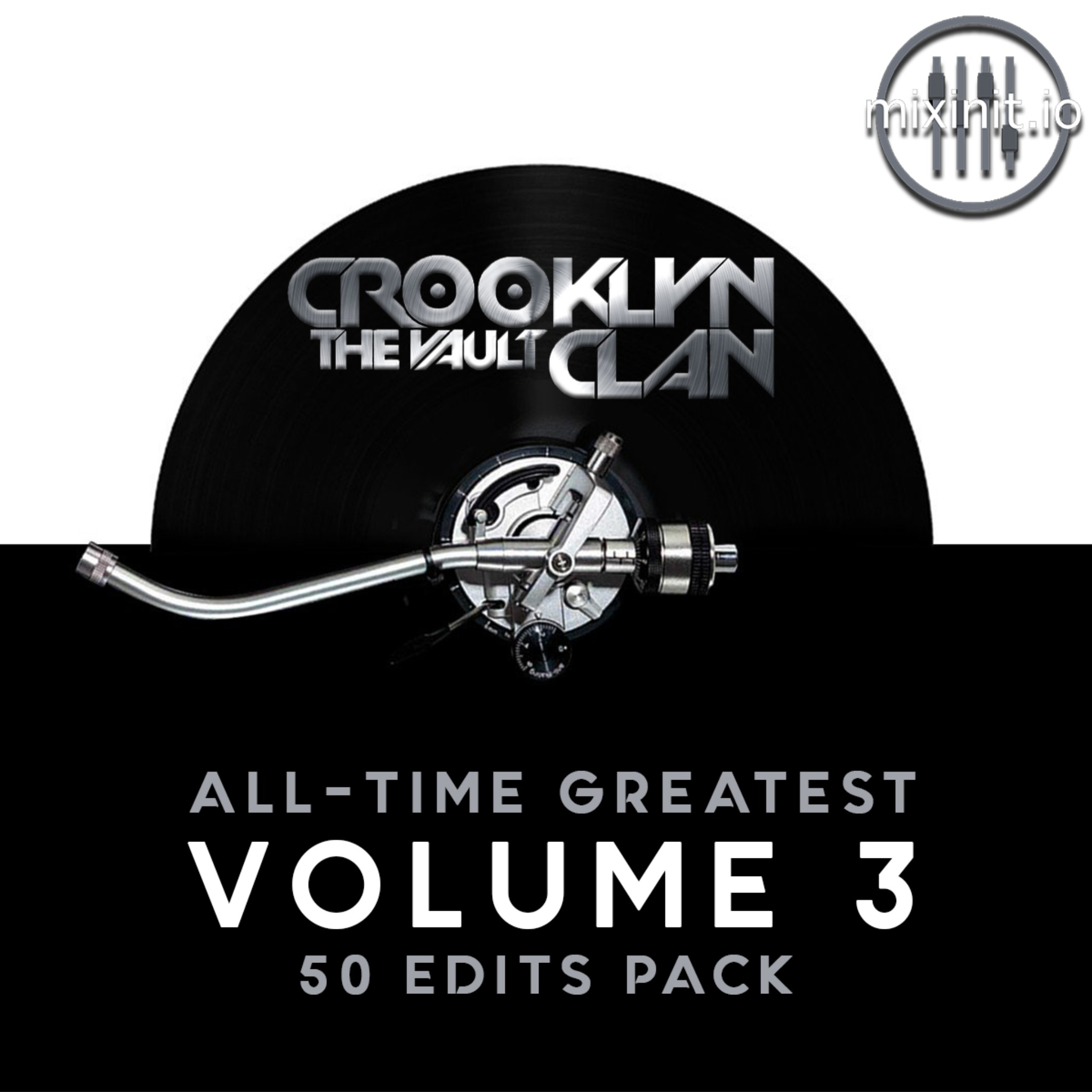 Best Of The Crooklyn Clan Vault Vol. 3 (Various Editors)