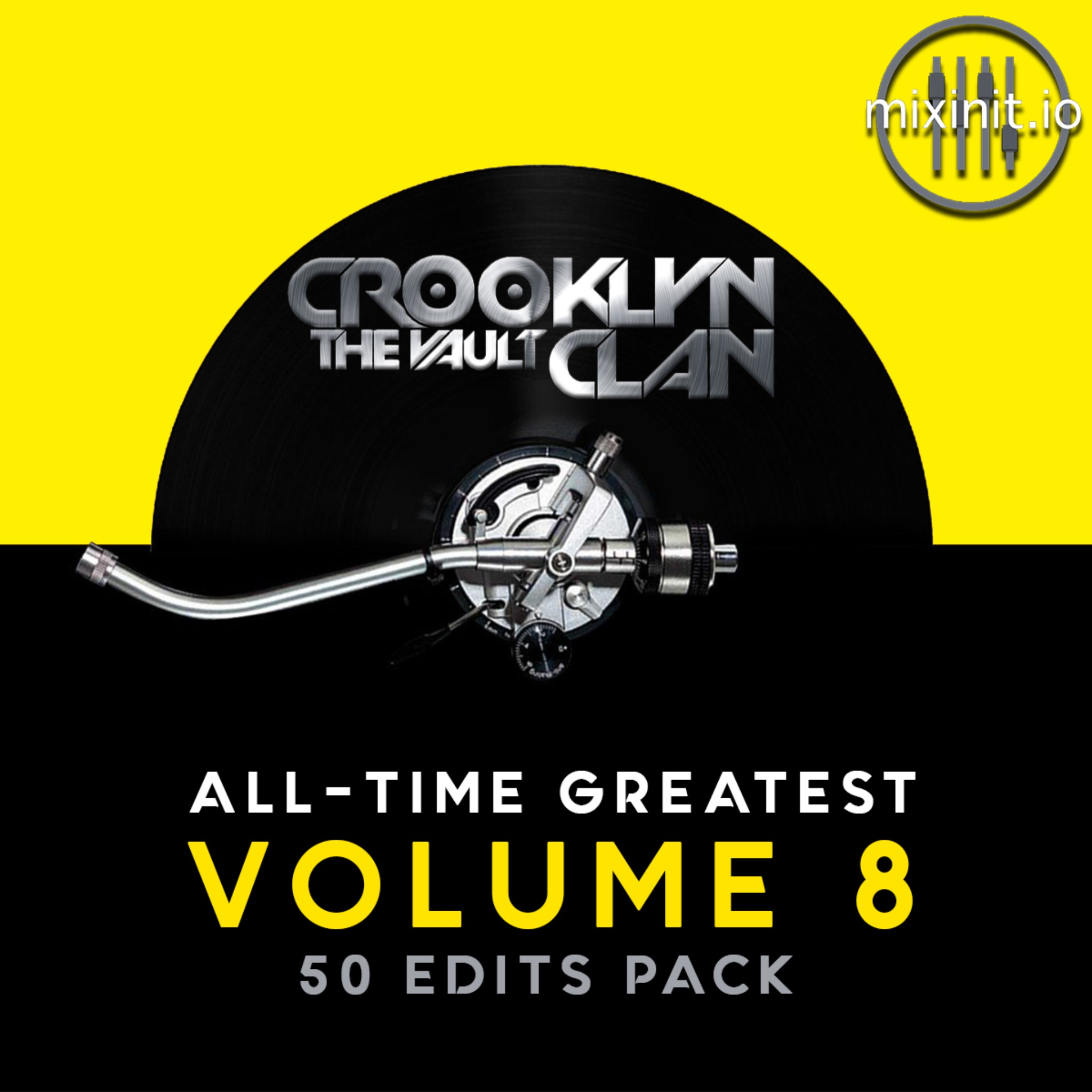 Best Of The Crooklyn Clan Vault Vol. 8 (Various Editors)