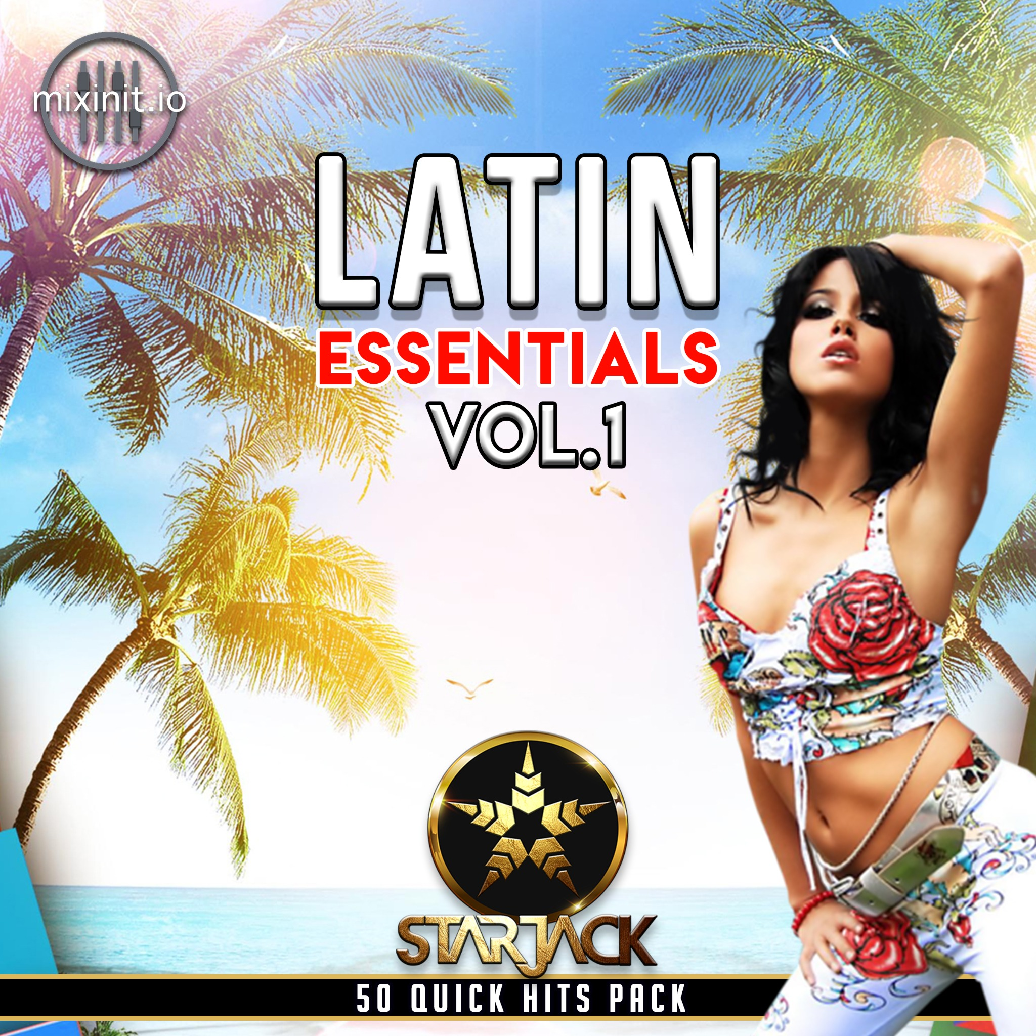 Starjack - Latin Essentials Vol. 1