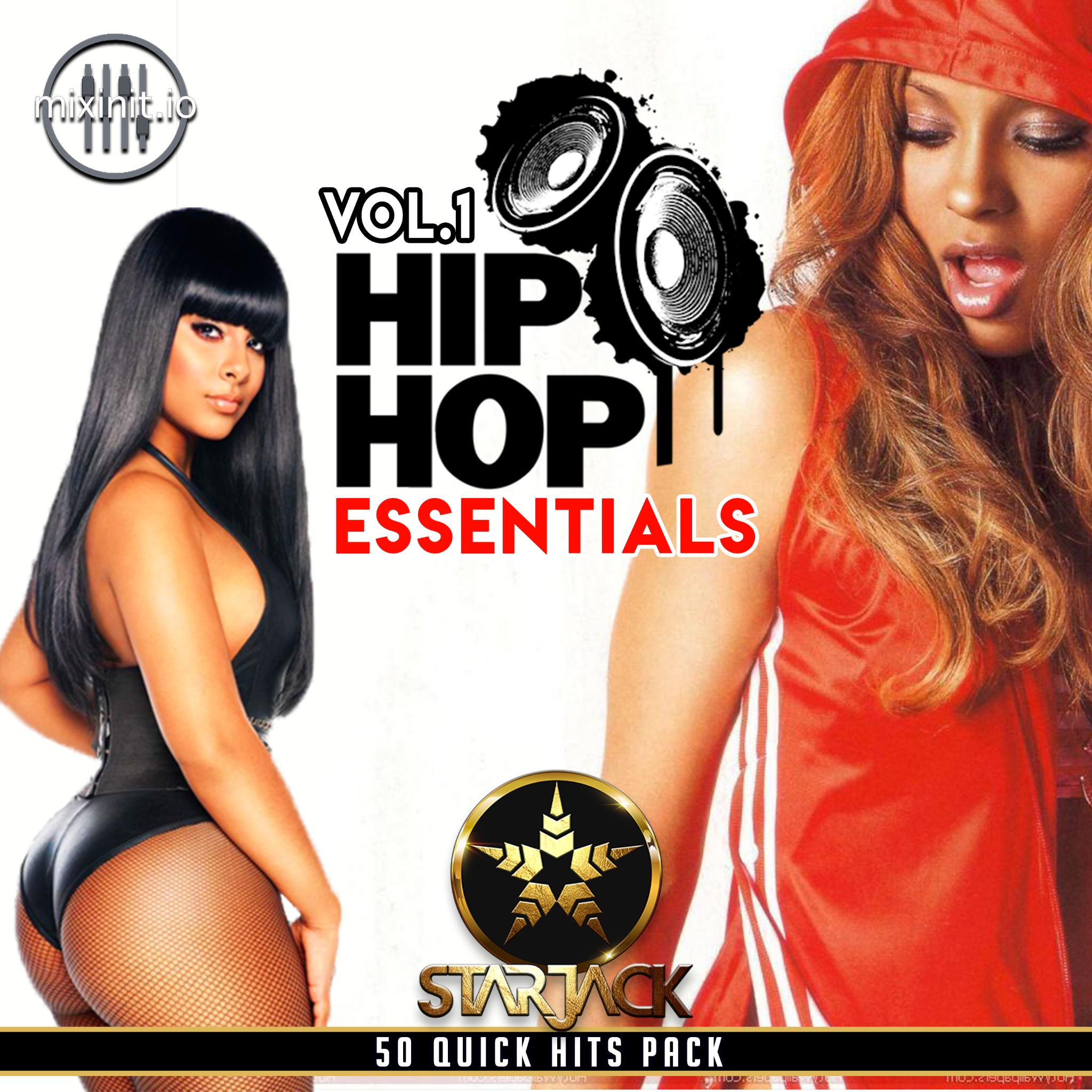 Starjack - Hip Hop Essentials Vol. 1