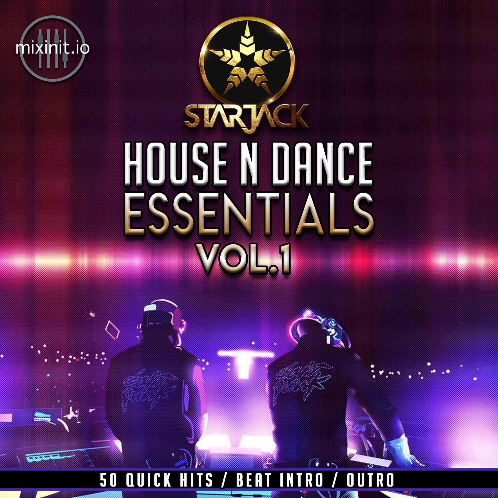 Starjack - House N Dance Essentials Vol. 1