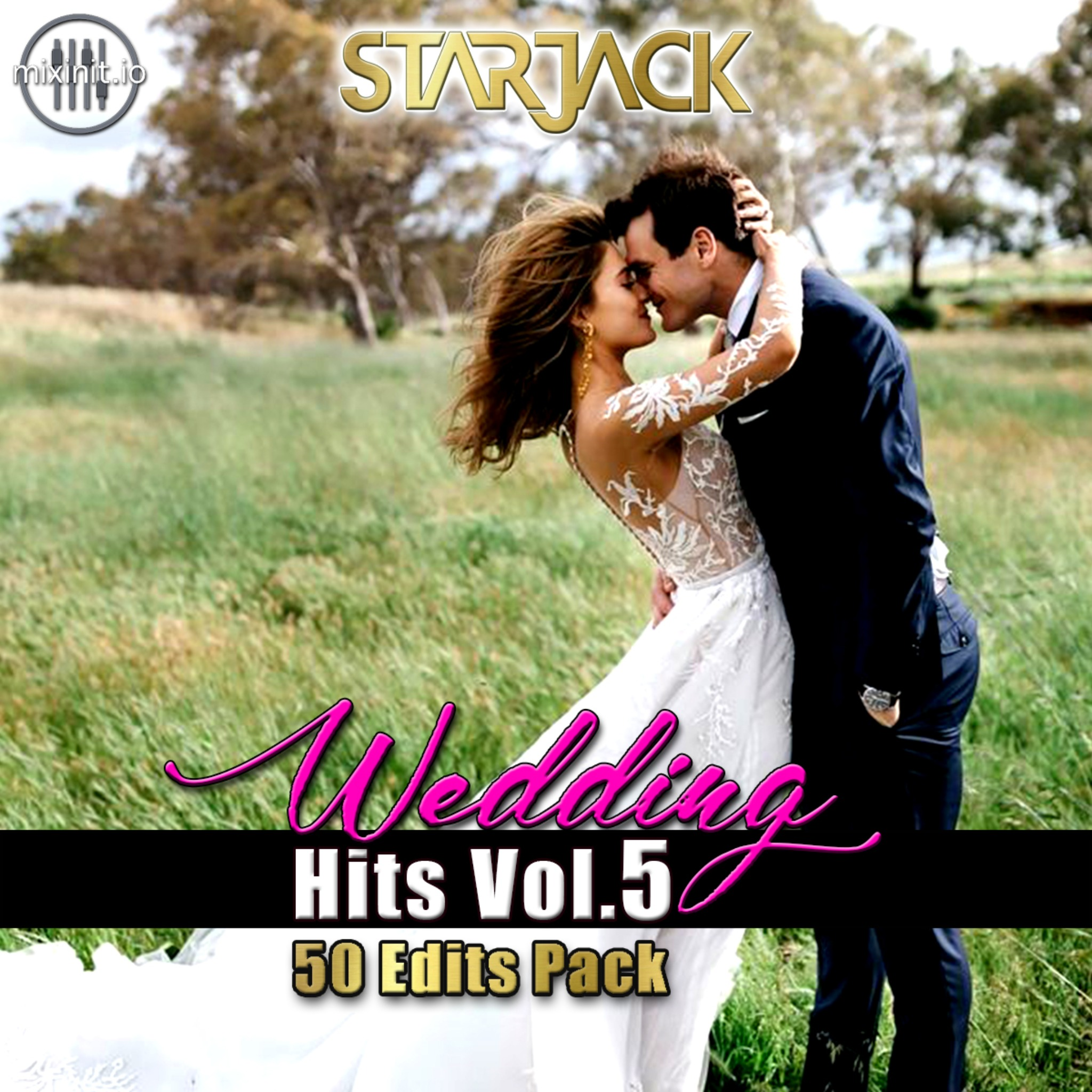 Starjack - Wedding Bangers Vol. 5 (Acap Out / Quick Hits 50 Pack)