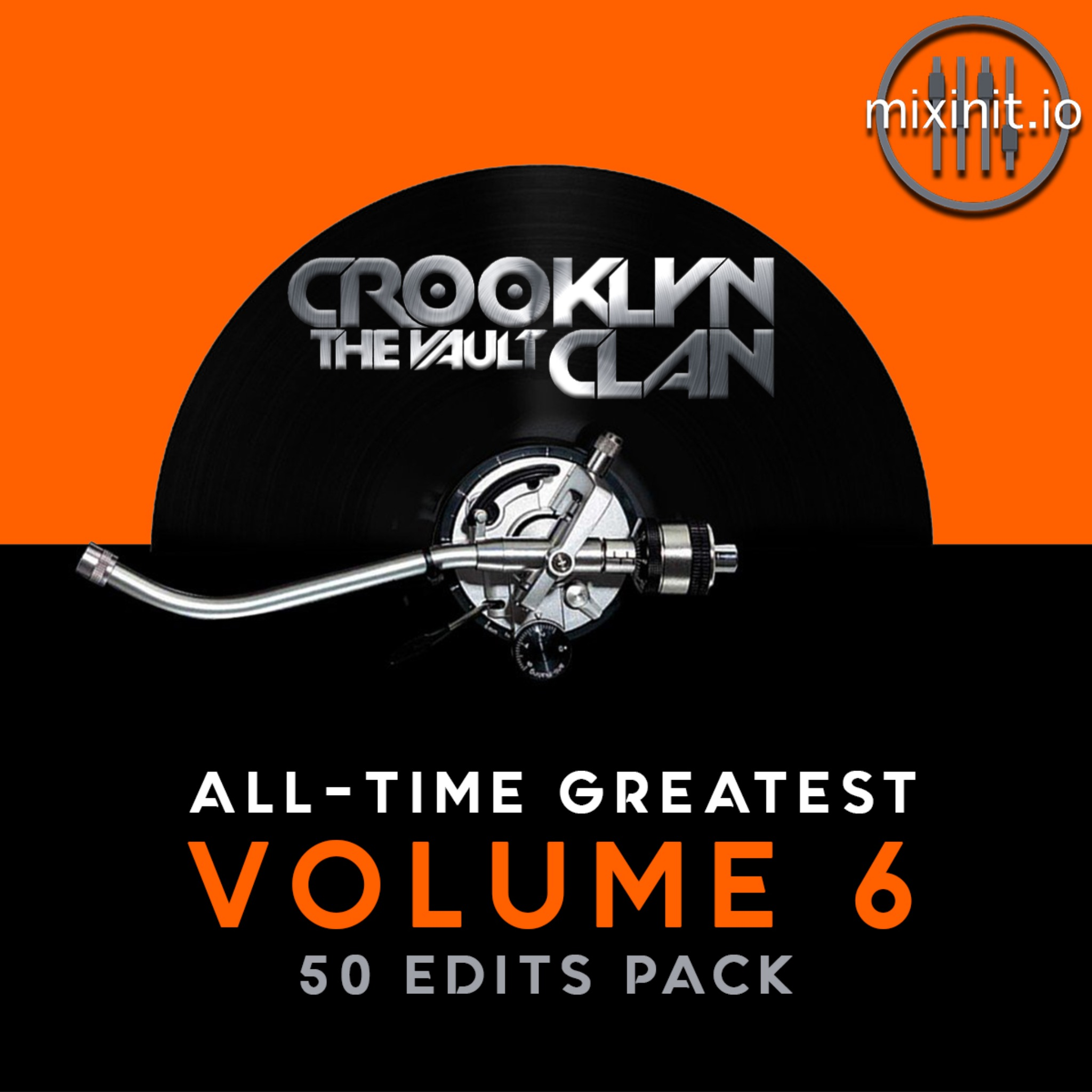 Best Of The Crooklyn Clan Vault Vol. 6 (Various Editors)