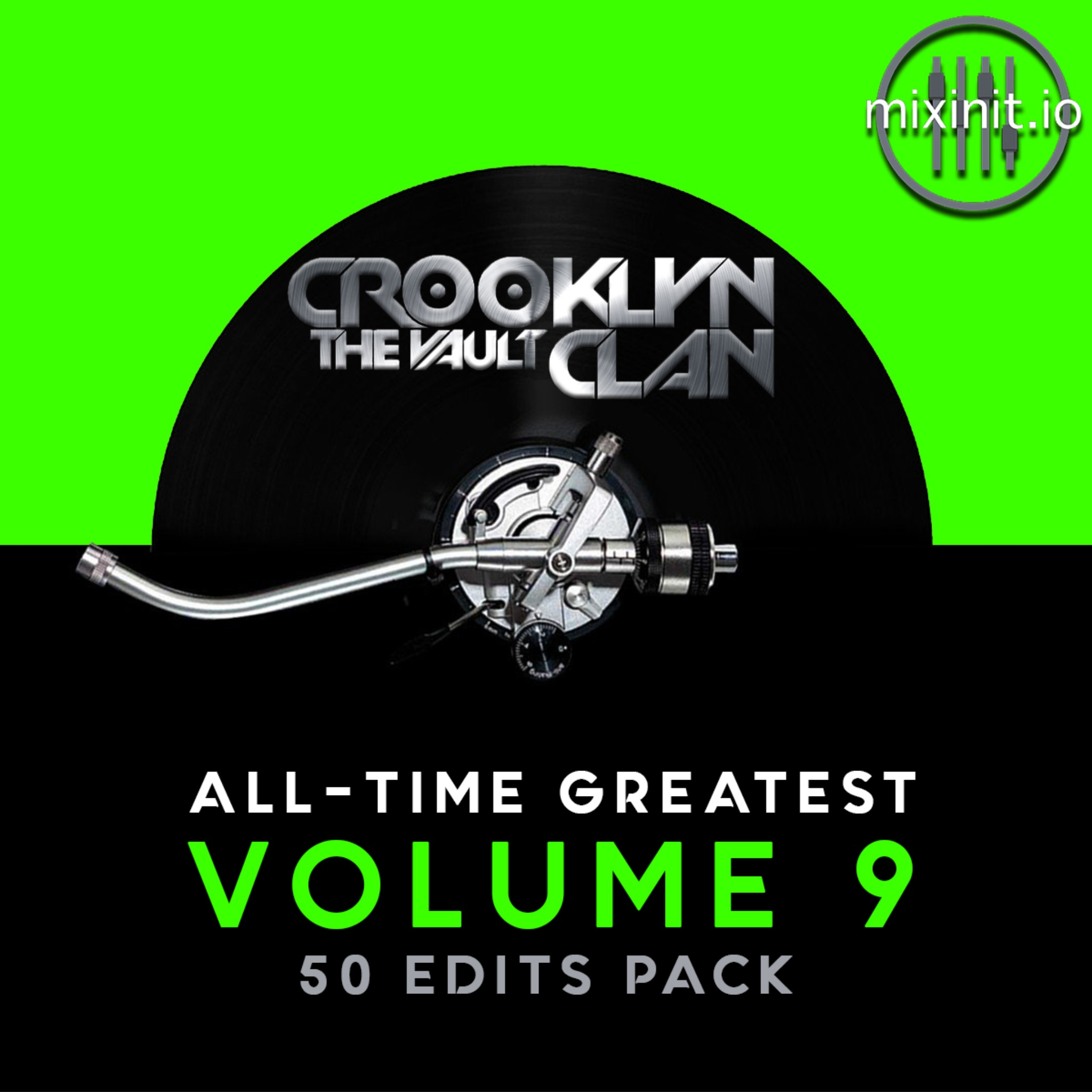 Best Of The Crooklyn Clan Vault Vol. 9 (Various Editors)