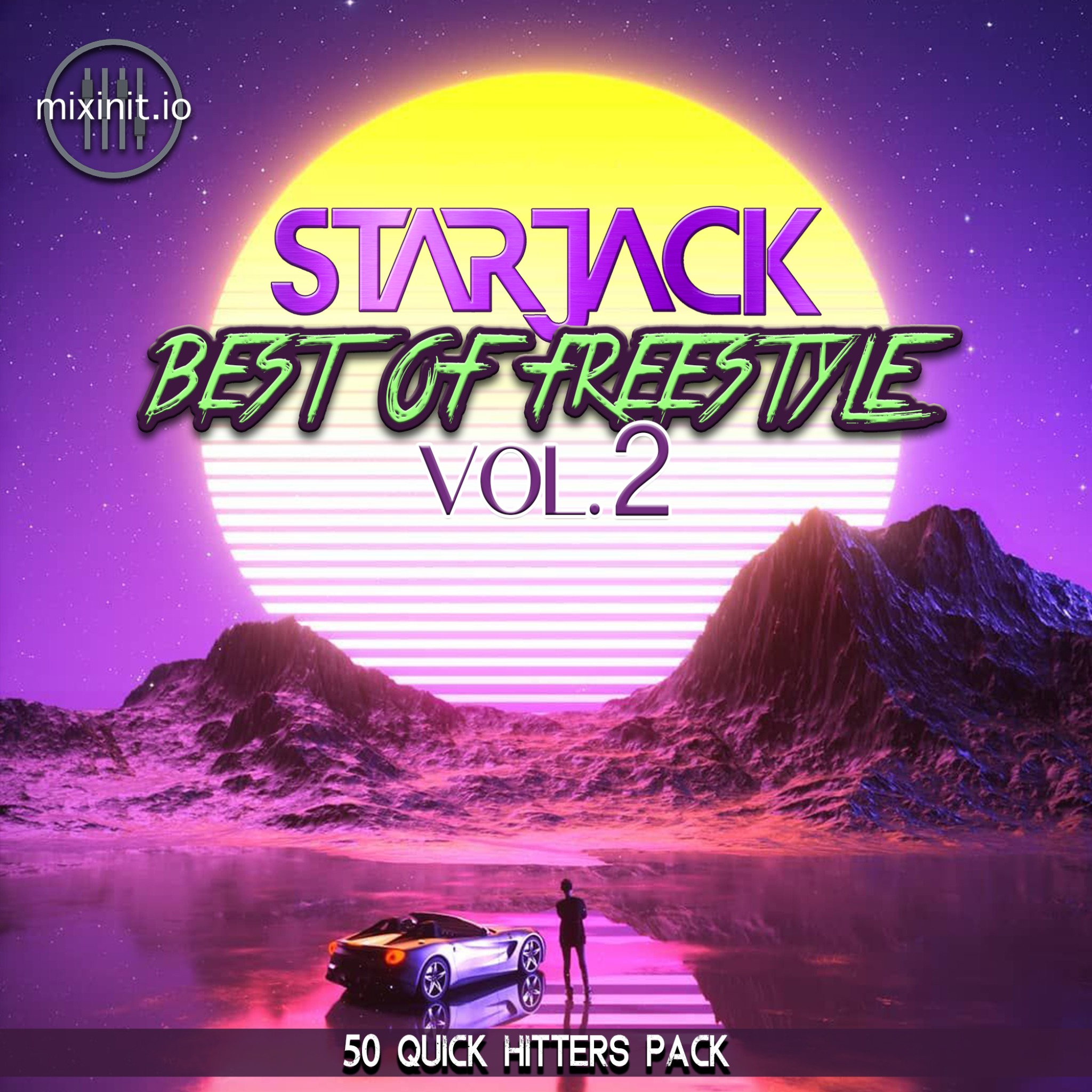 Starjack - Freestyle Quick Hitters Vol. 2 (50 Pack)