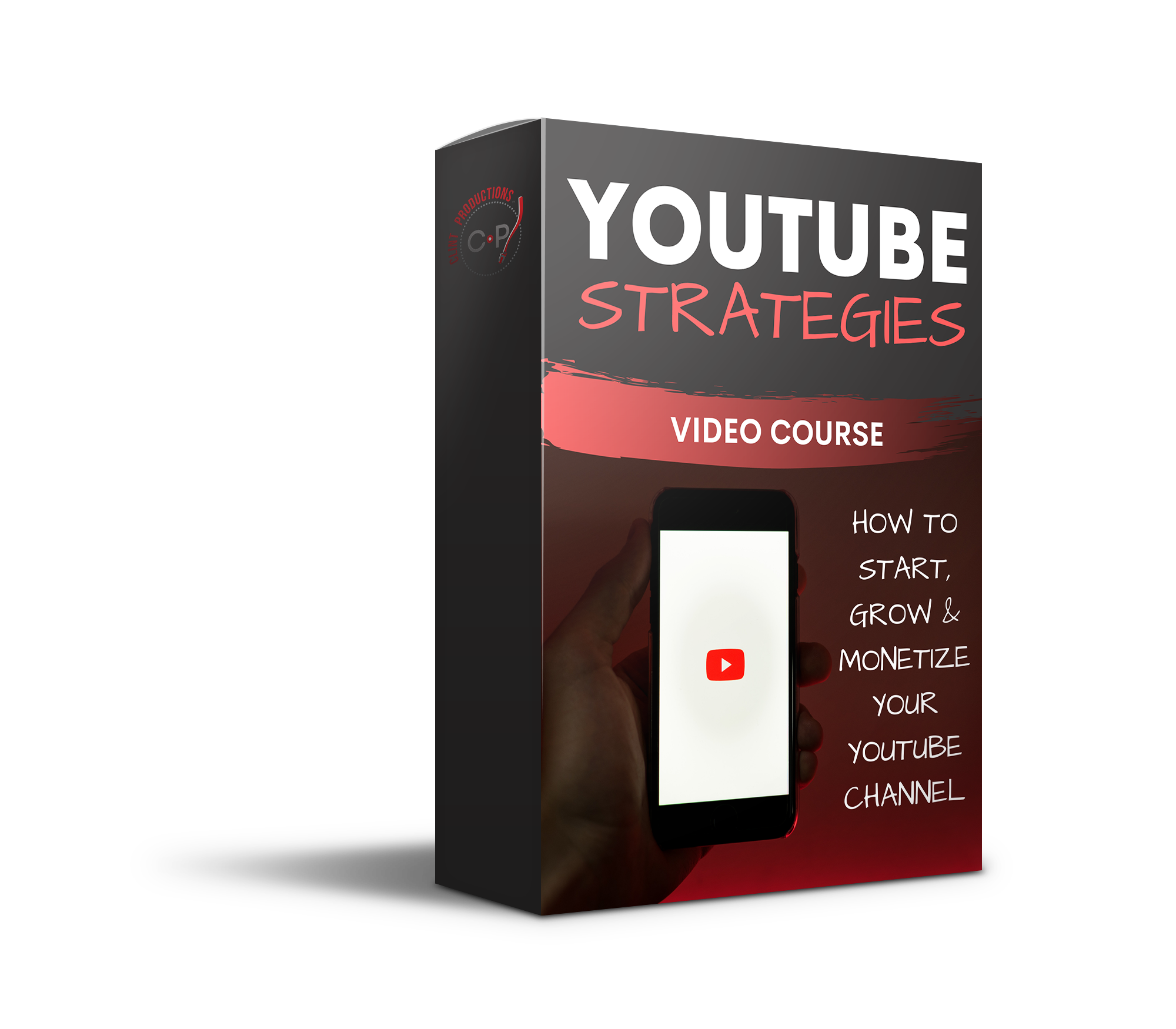 YouTube Strategies - How To Start, Grow & Monetize Your YouTube Channel