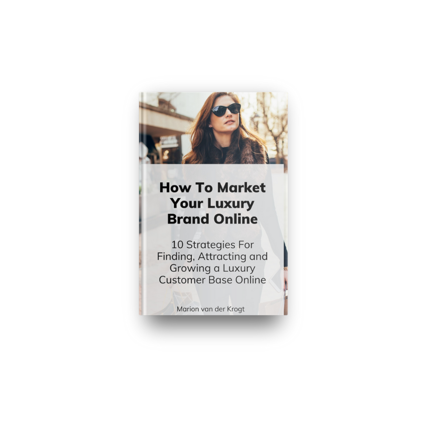 PRE-SALE: How To Market Your Luxury Brand Online