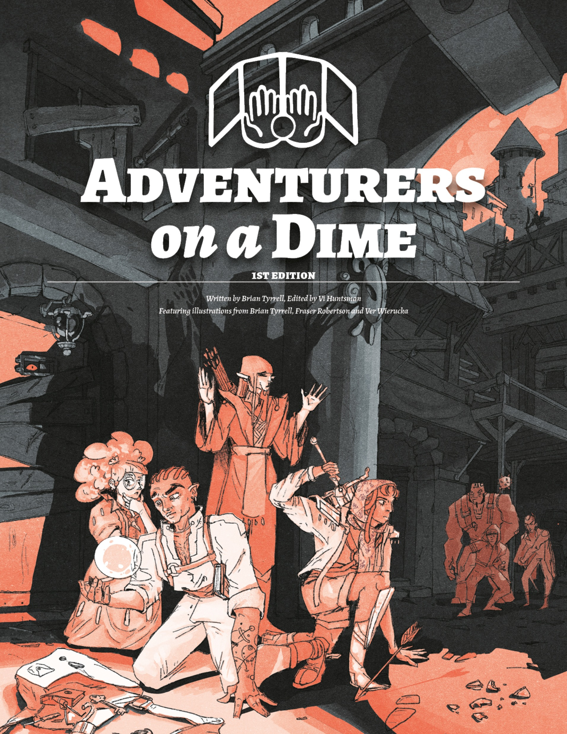 Adventurers on a Dime