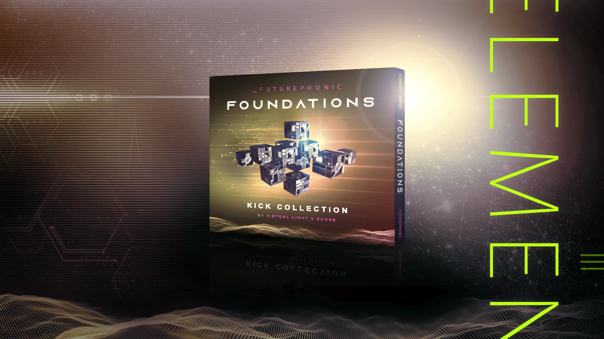 Foundations - Kick Collection by Scorb and Virtual Light