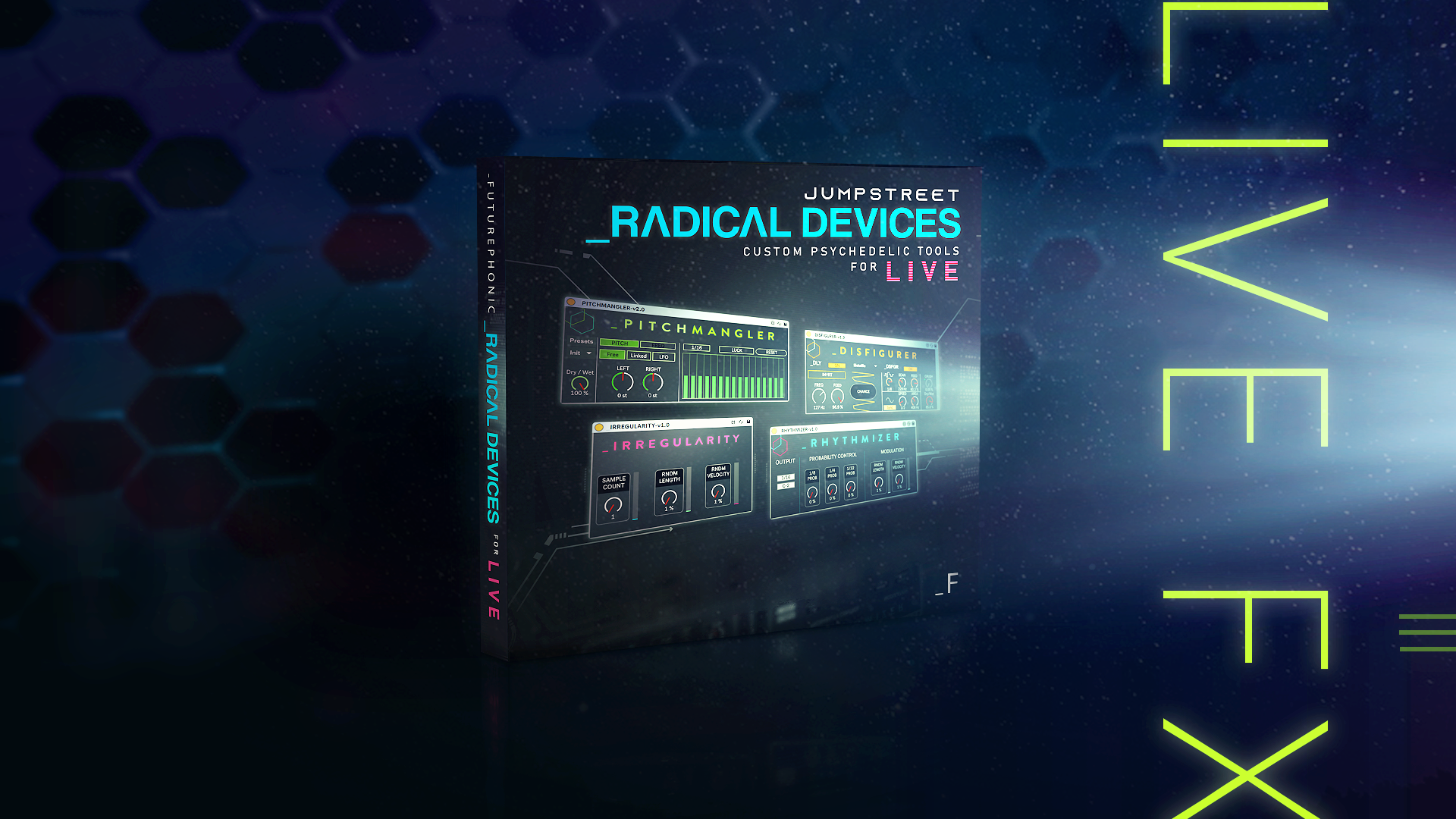 _Radical Devices for Live