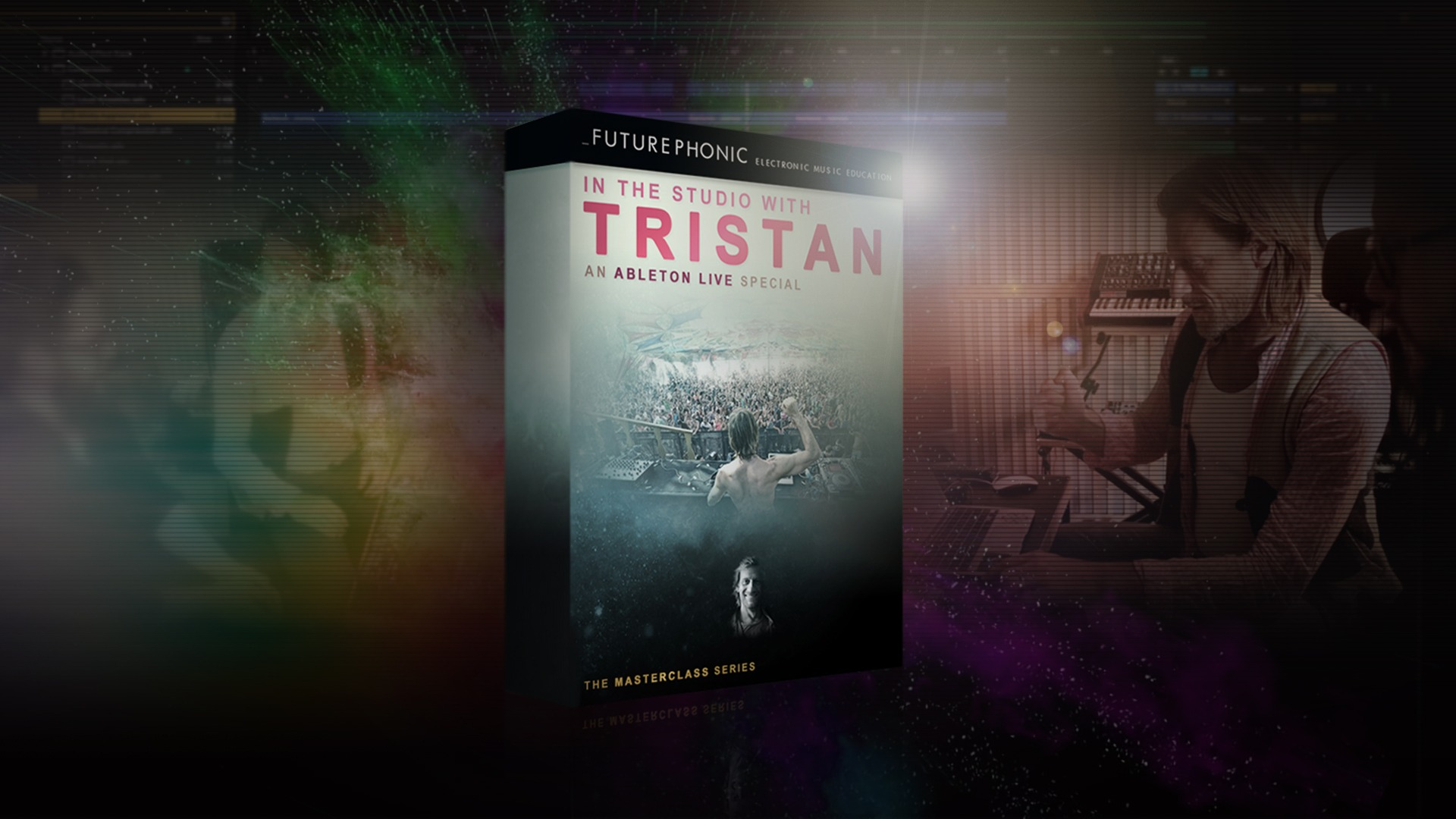 In the Studio with: Tristan - A Psytrance Masterclass
