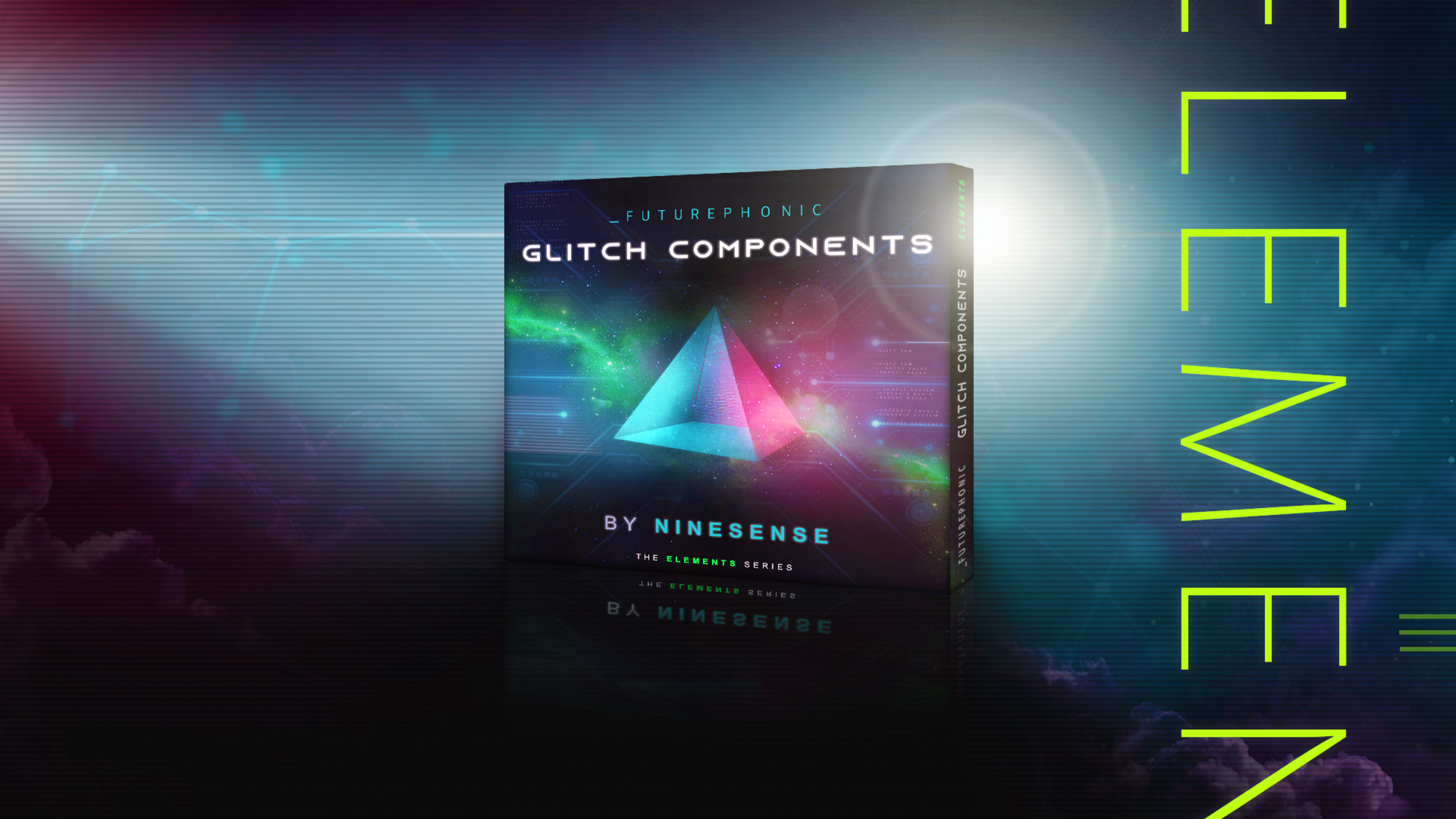 Glitch Components by Ninesense