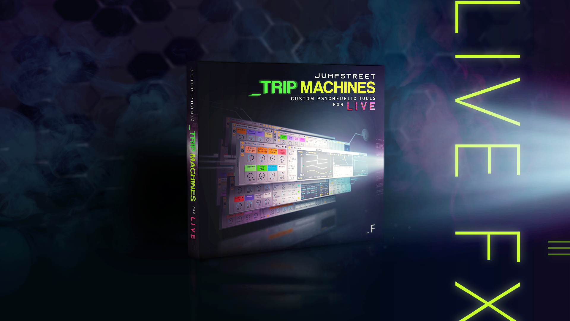 _Trip Machines for Live