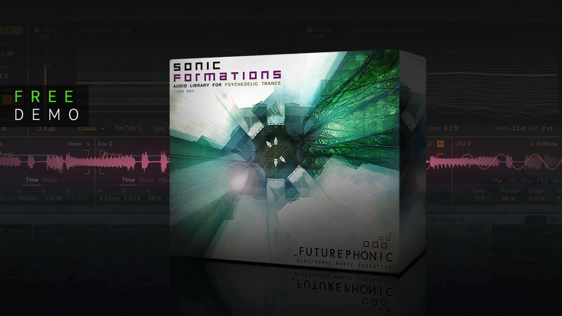 Free 250MB Demo - Sonic Formations