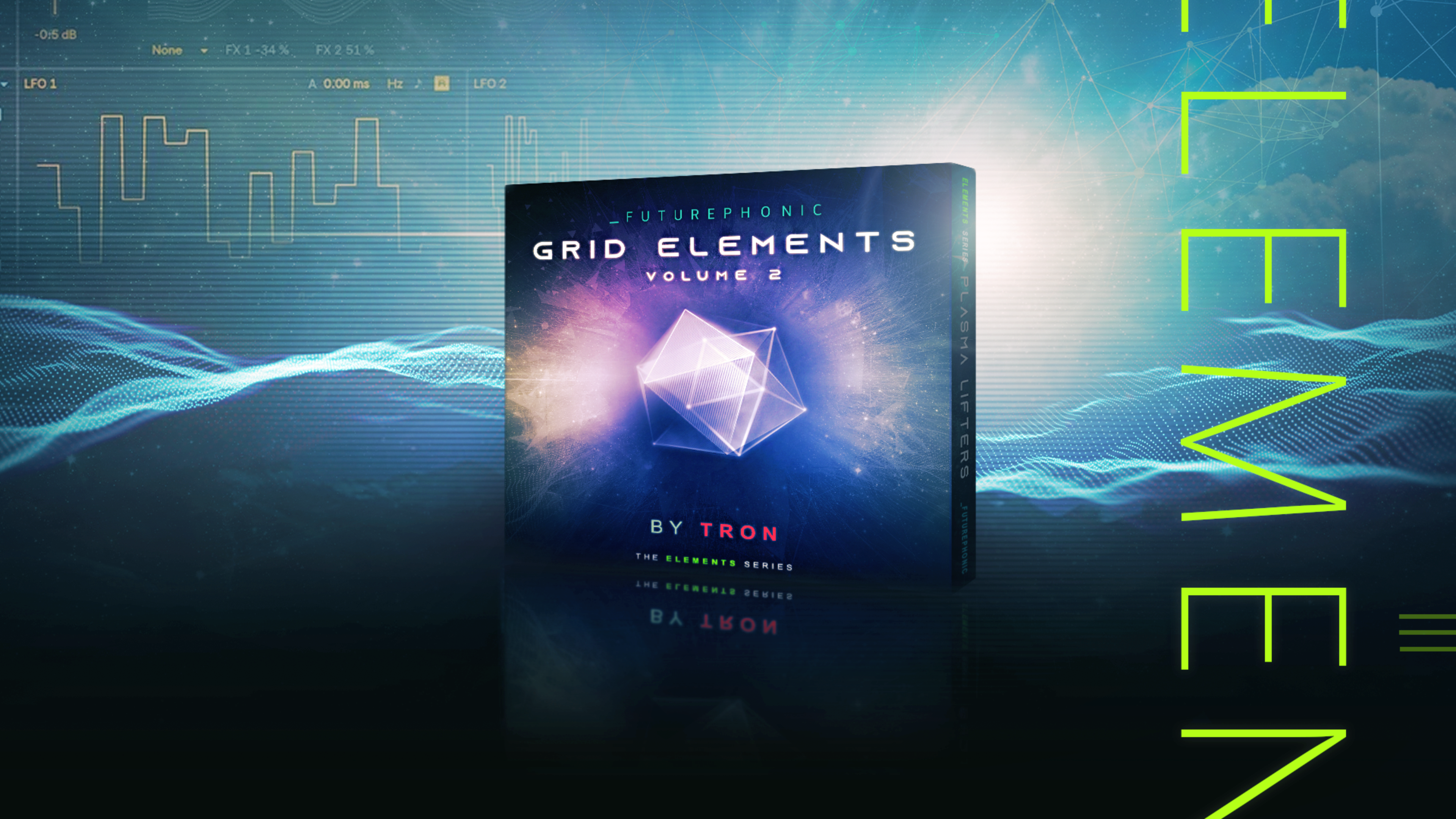 Grid Elements by Tron - Volume Two