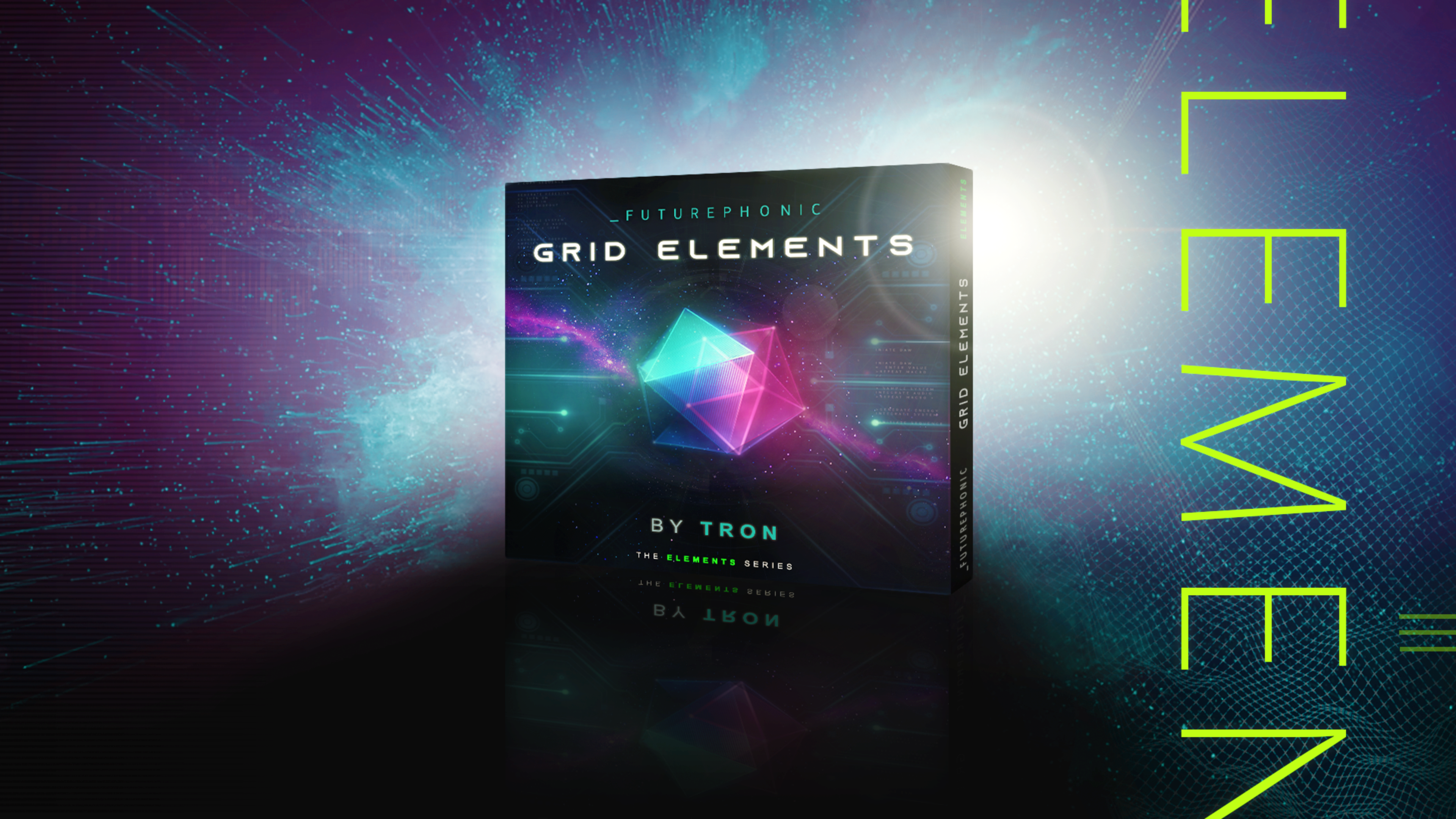 Grid Elements by Tron