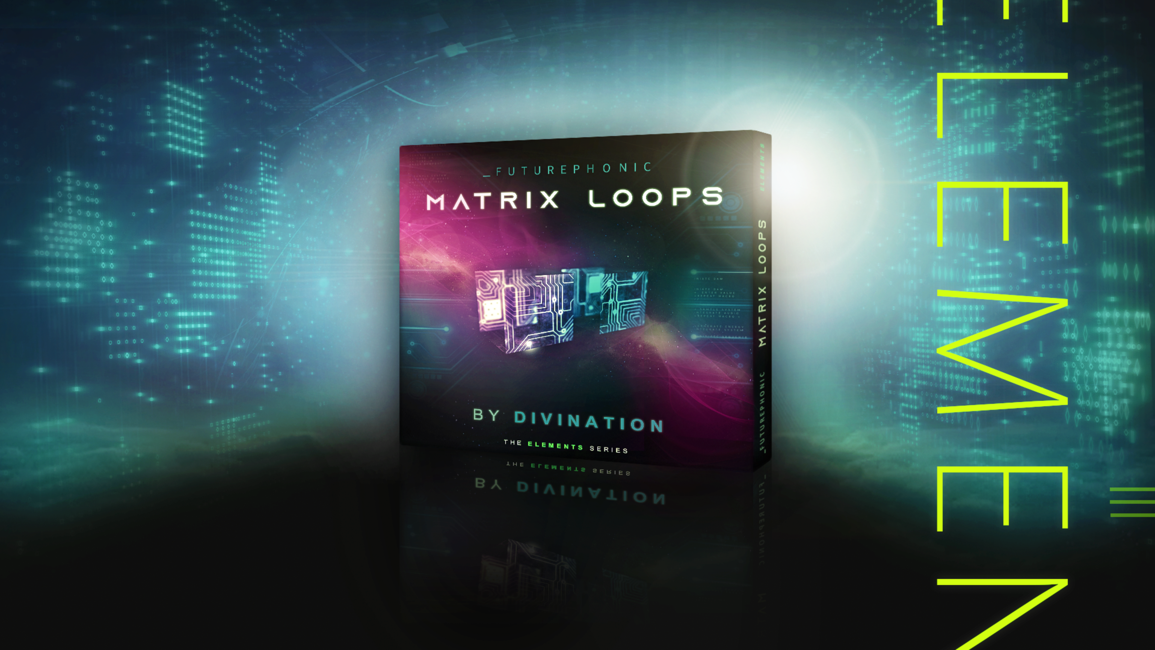 Matrix Loops by Divination