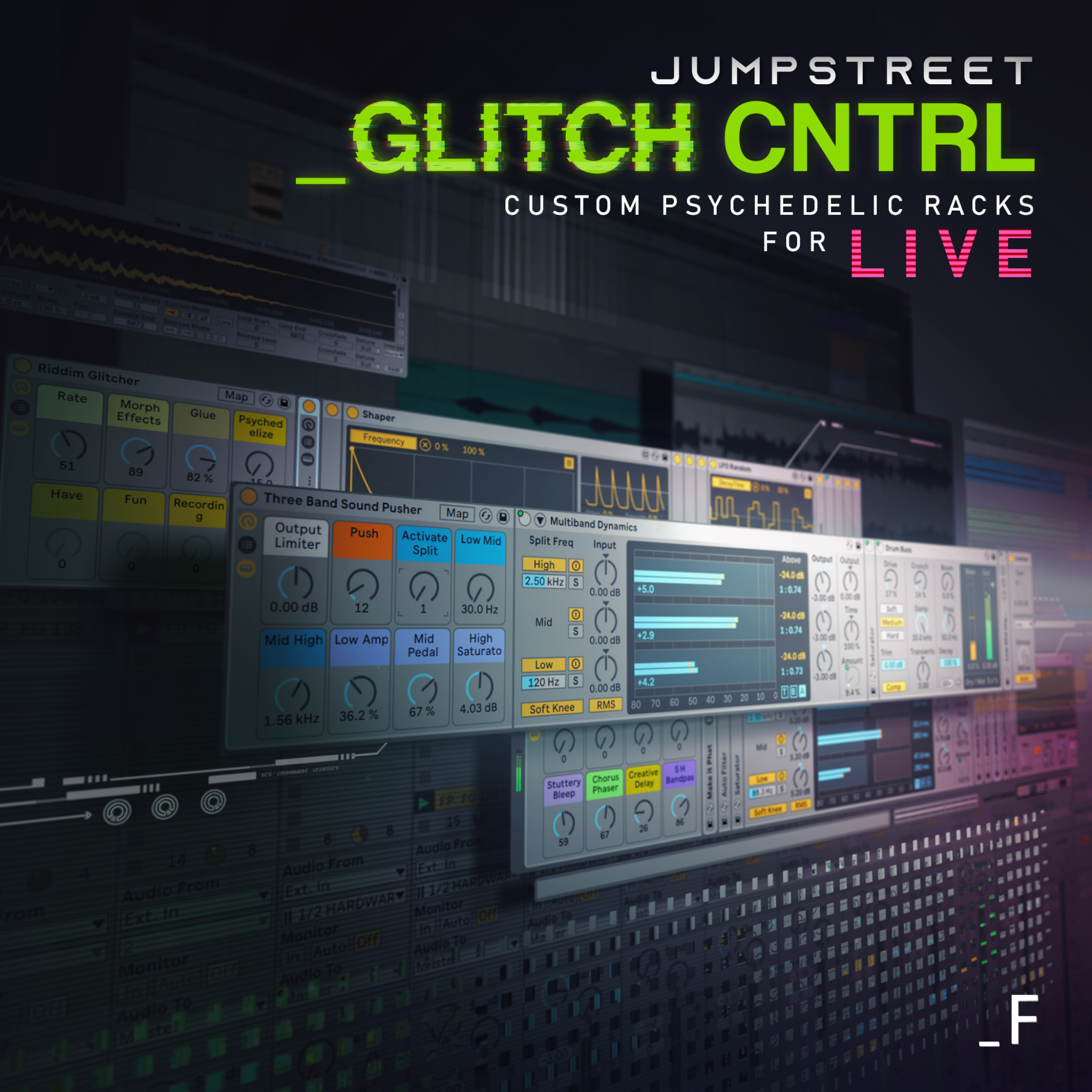 _Glitch CNTRL for Live