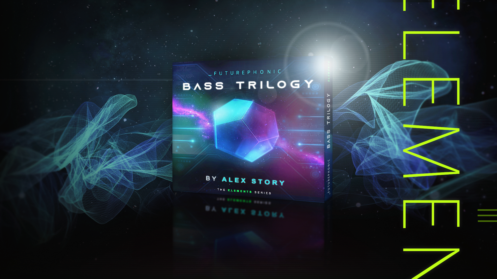 Bass Trilogy by Alex Story