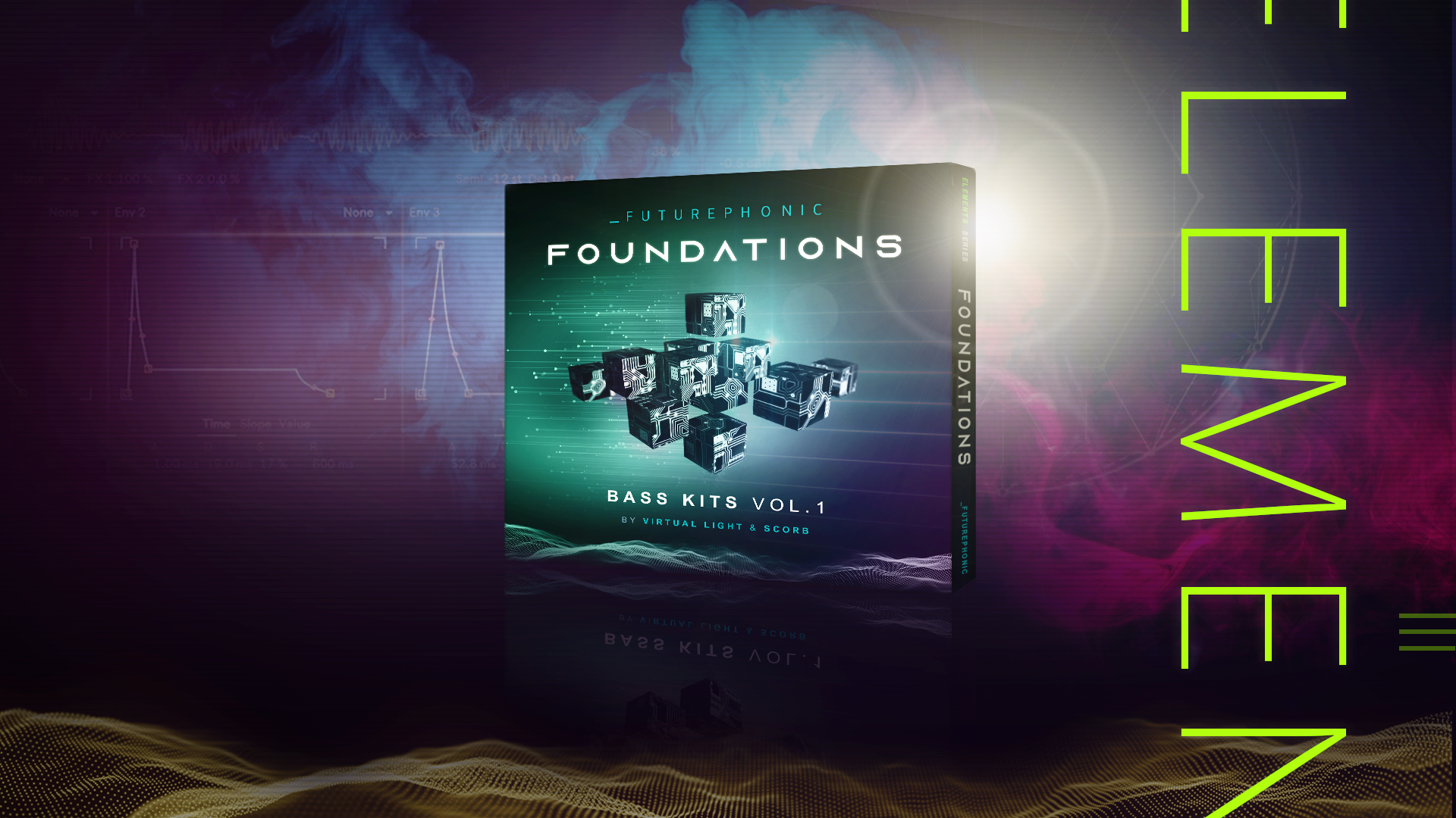 Foundations - Bass Kits Vol. 1 by Virtual Light and Scorb