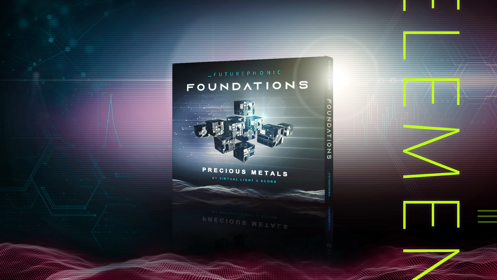 Foundations - Precious Metals by Virtual Light and Scorb
