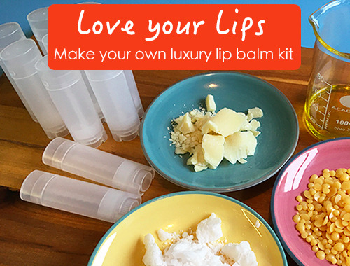 Love Your Lips (Make Your Own) Gift Set