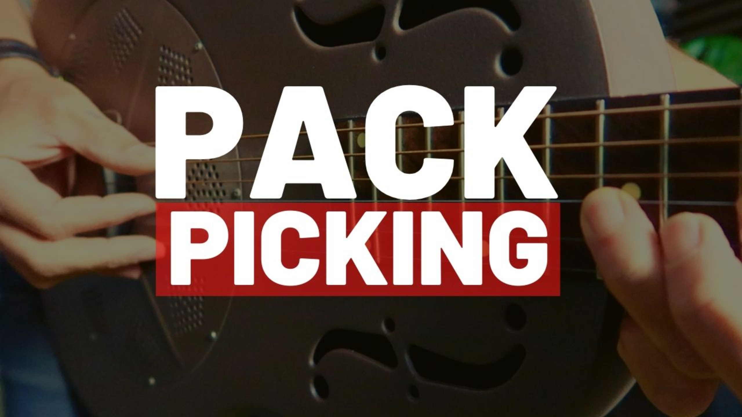 PACK PICKING